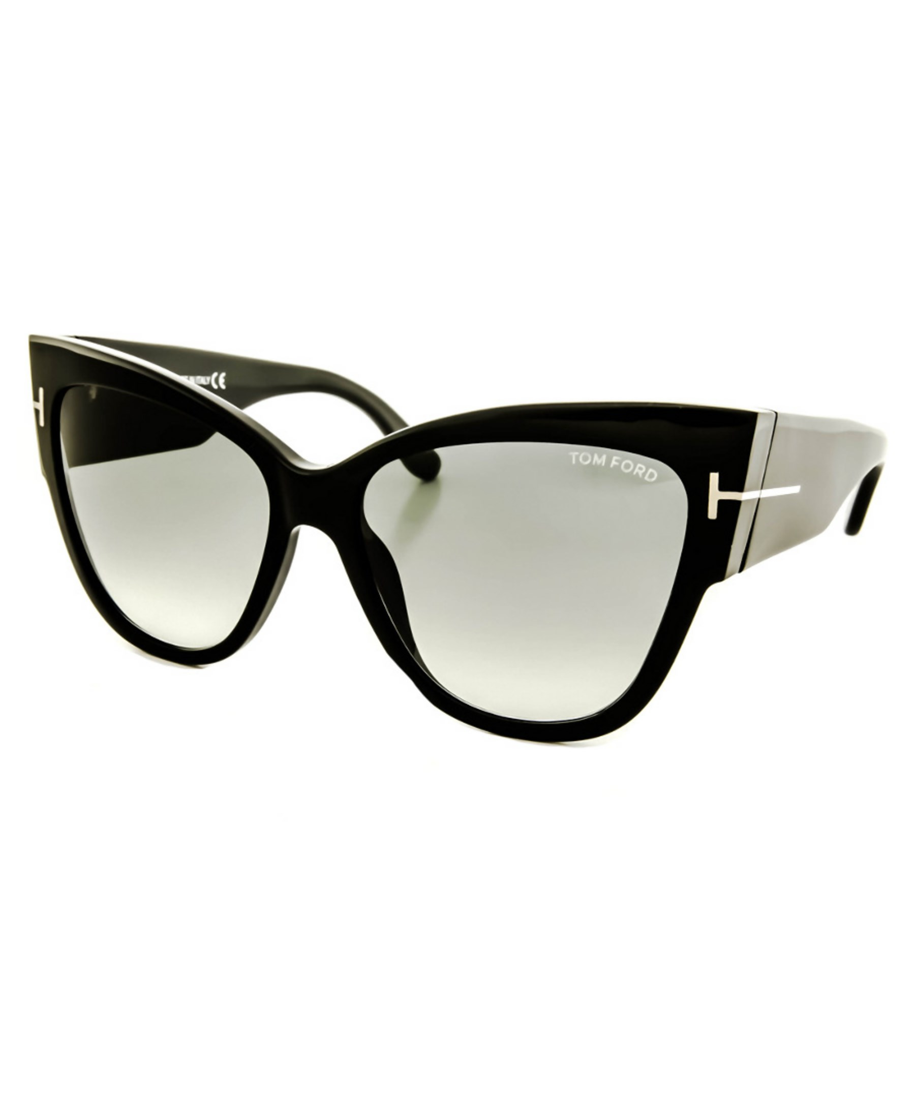tom ford s ft0371 f sunglasses in black lyst