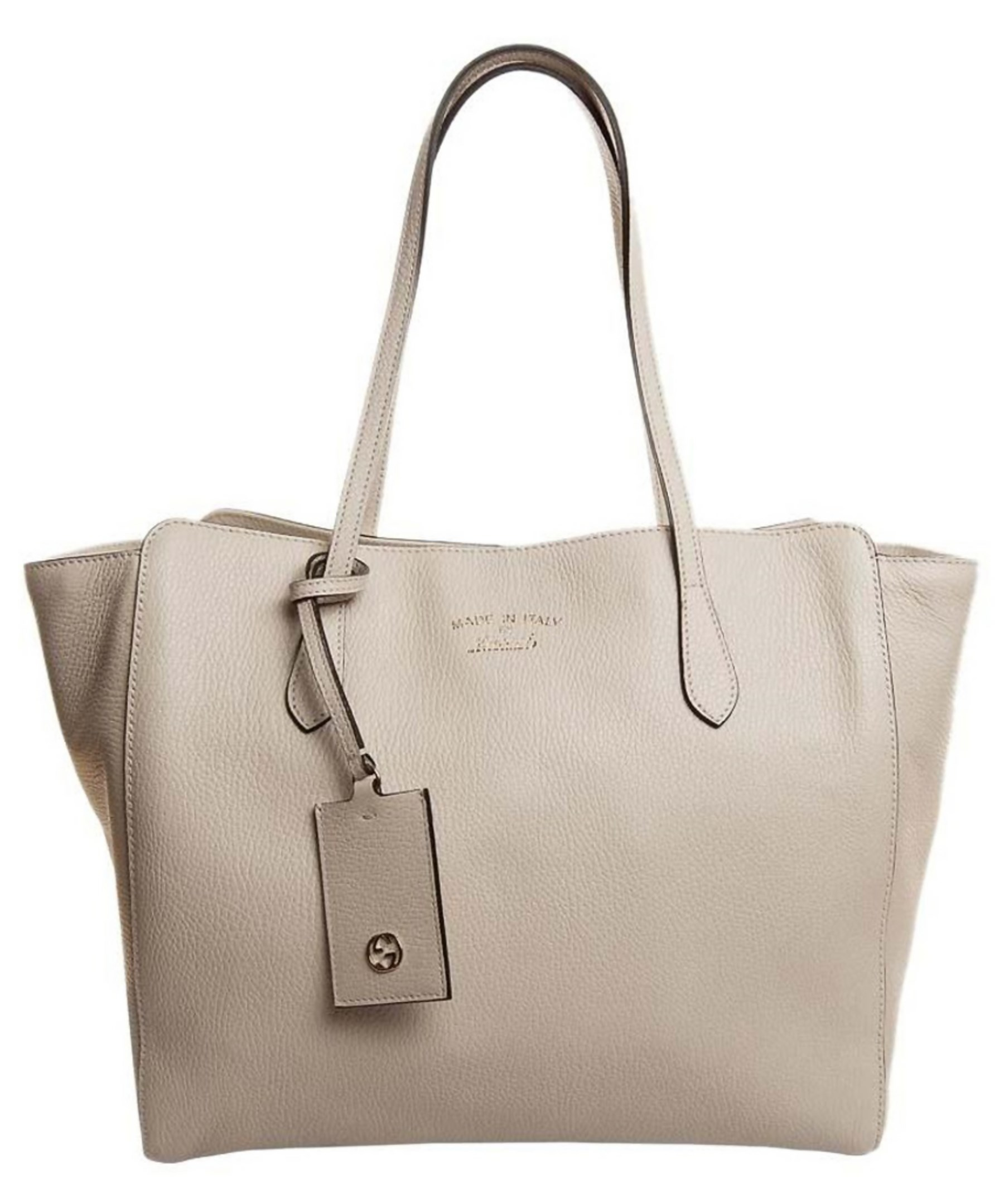 4974d2bef11588 Gucci Swing Leather Tote Bag | Stanford Center for Opportunity ...