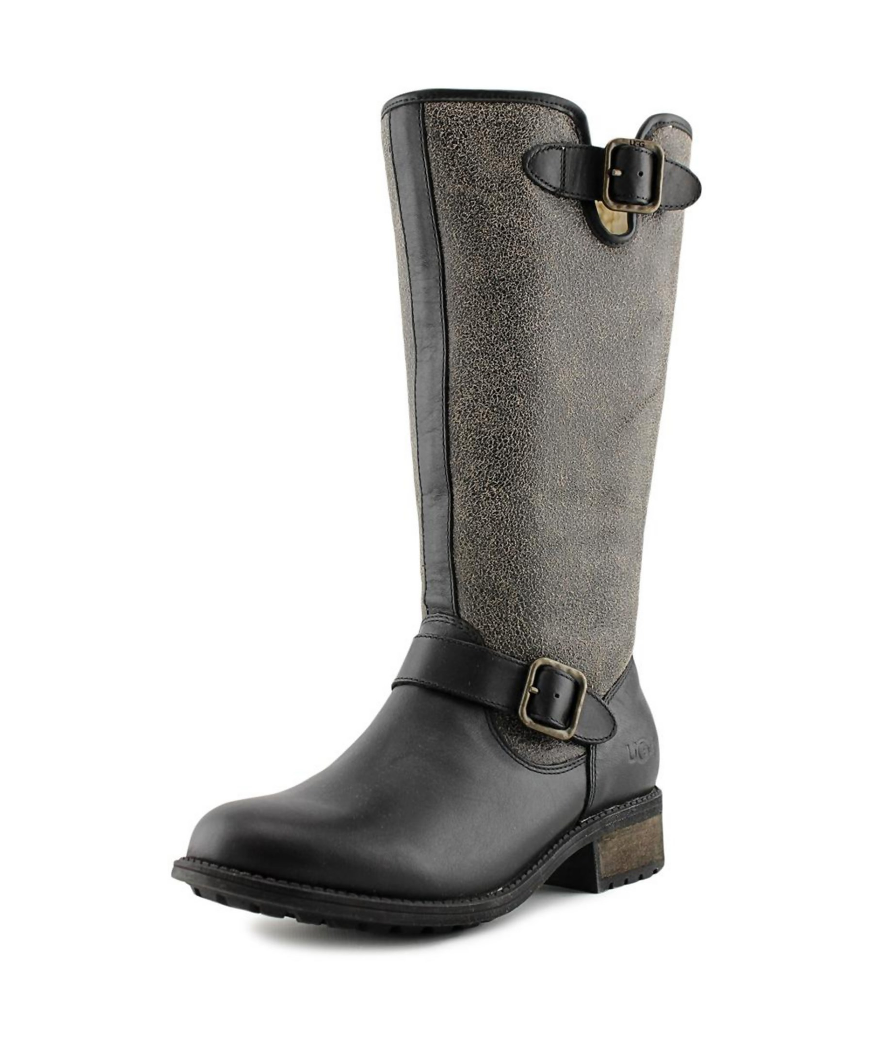 Model Women ATwrQ13FN Harley Davidson D93316 Menu0026#39;s Westmore Brown Leather Motorcycle Boots Shoes ...