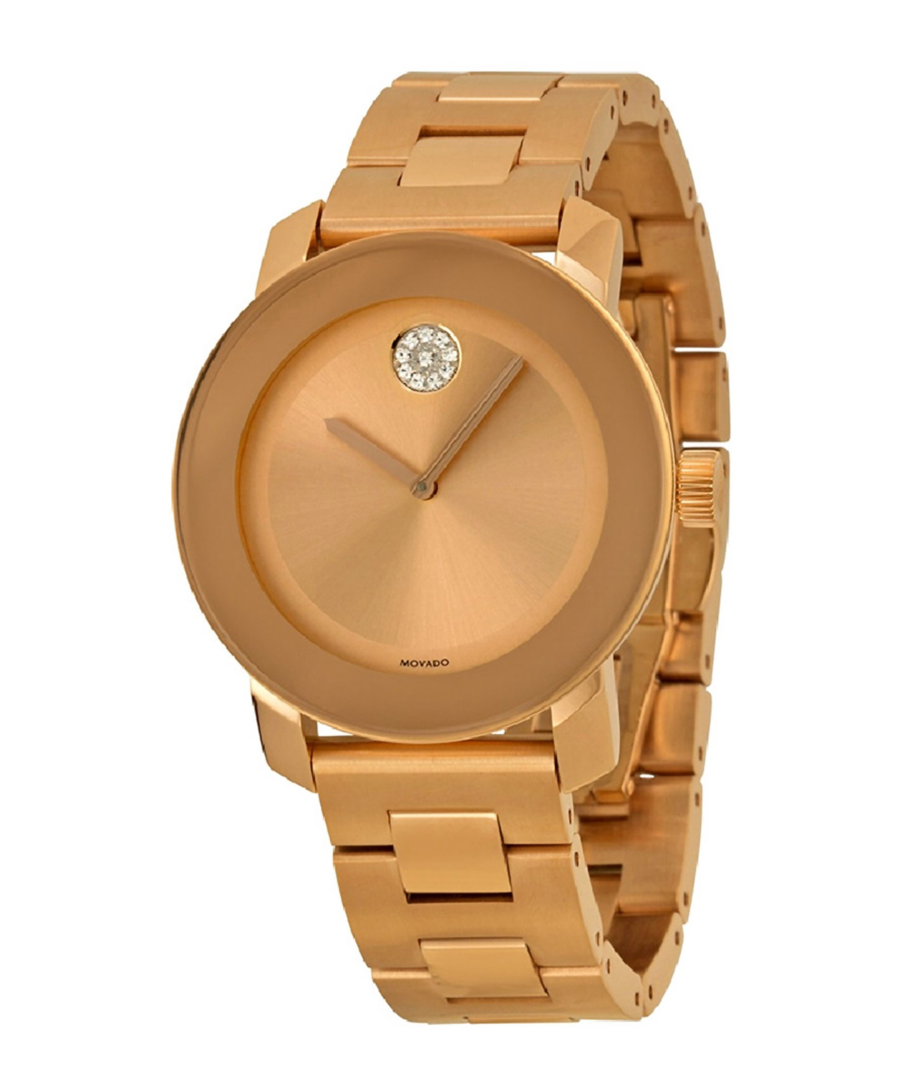 Movado Women S Bold Watch In Metallic Gold Save 41 Lyst