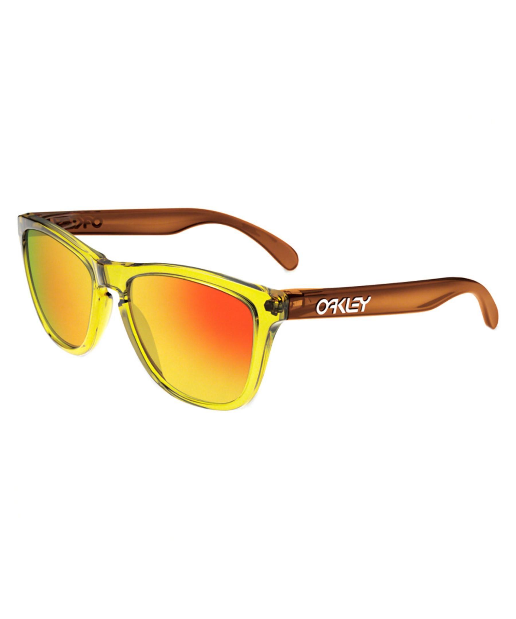 03f5876901 Oakley Frogskin Polarized Brown « Heritage Malta