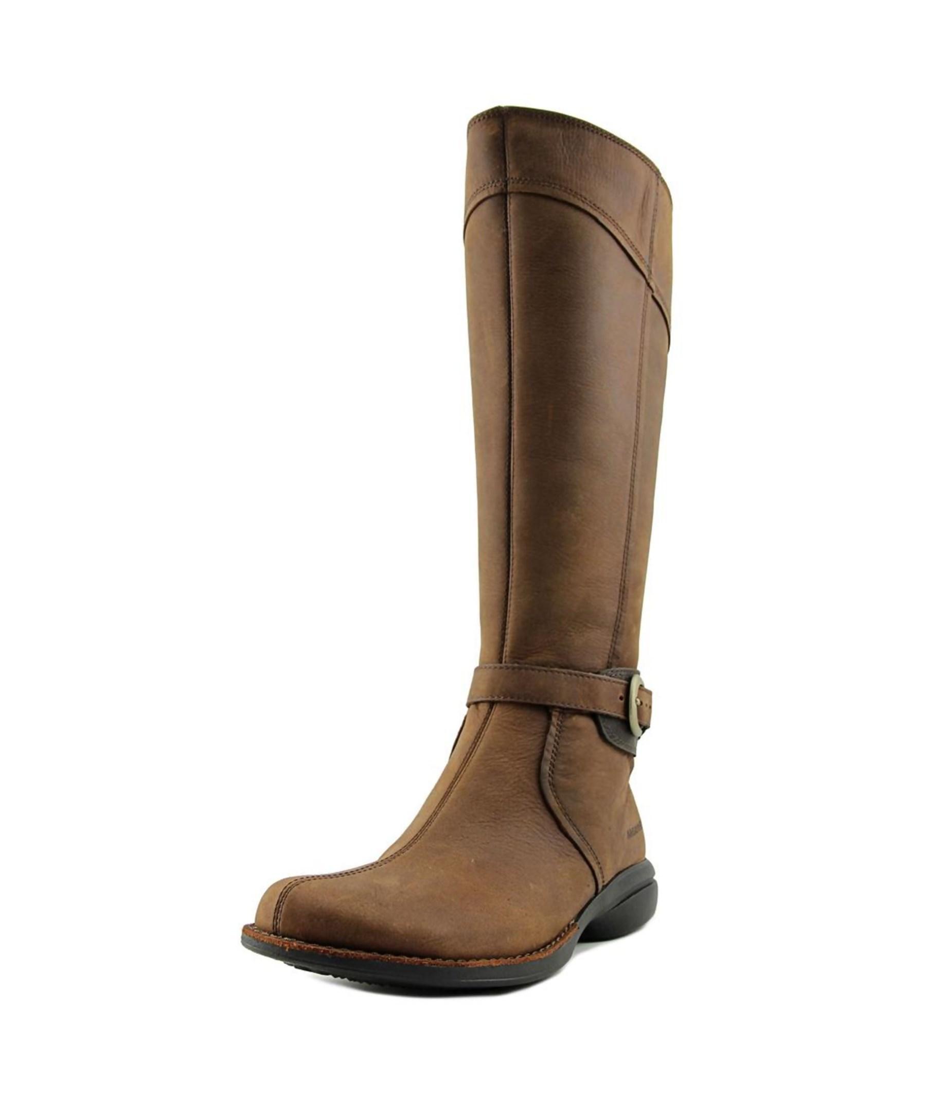 merrell captiva buckle up weatherproof toe
