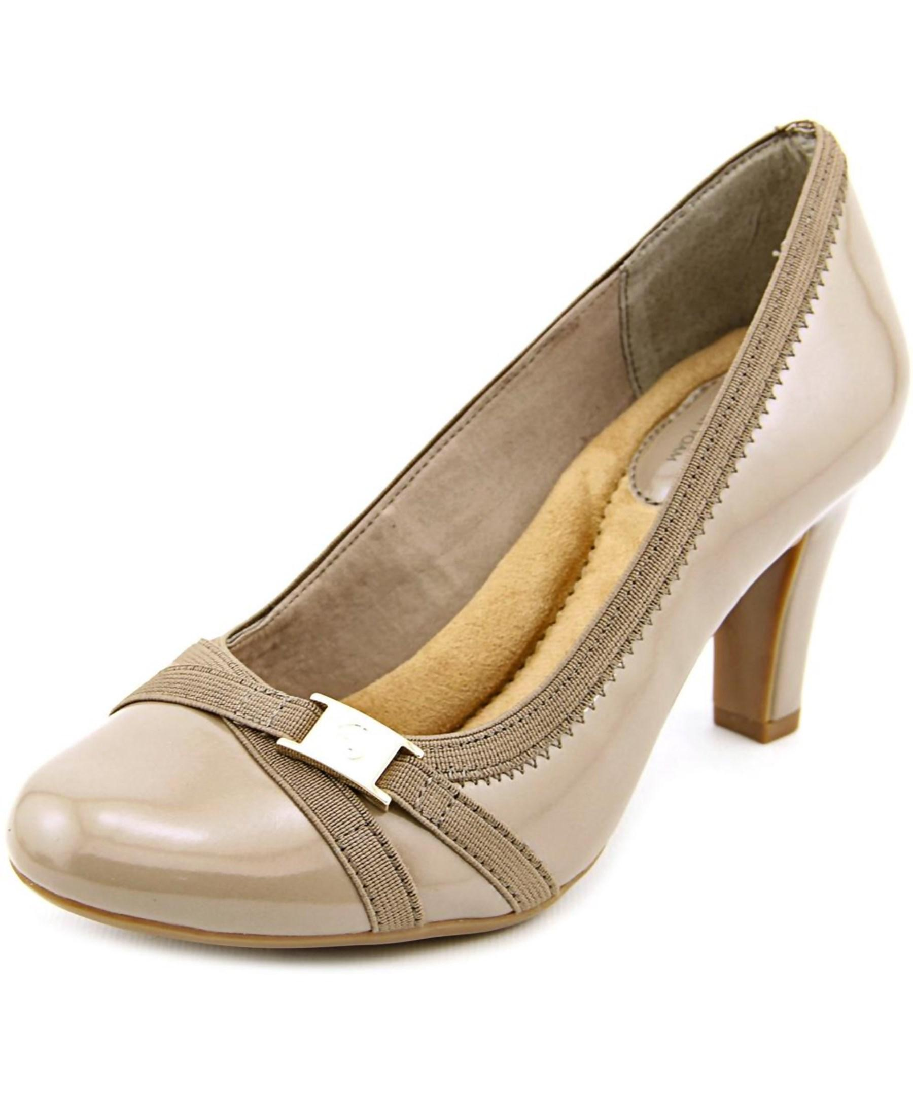 Round Toe Character Shoes