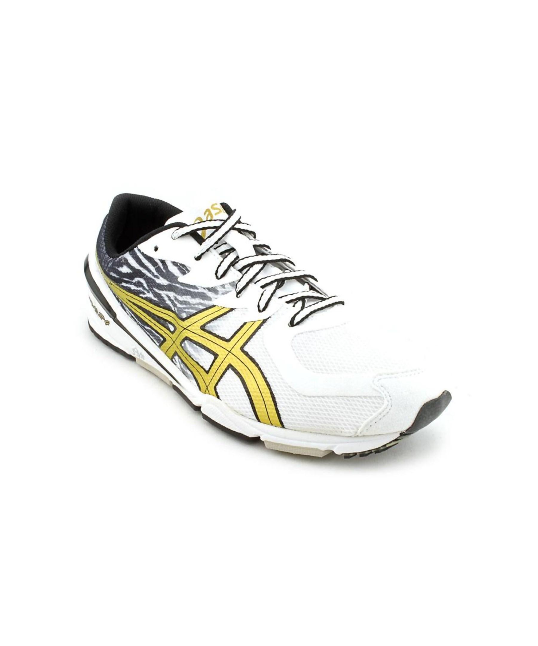 Asics Piranha Sp 4 Men Round Toe Synthetic White Running Shoe in ... 2f7139498469