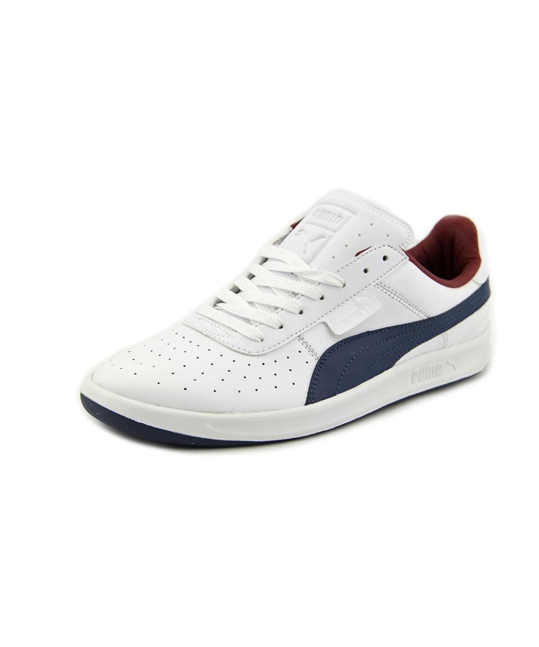 06c4804c3c51 Lyst - Puma G. Vilas L2 Men Round Toe Leather White Sneakers in ...