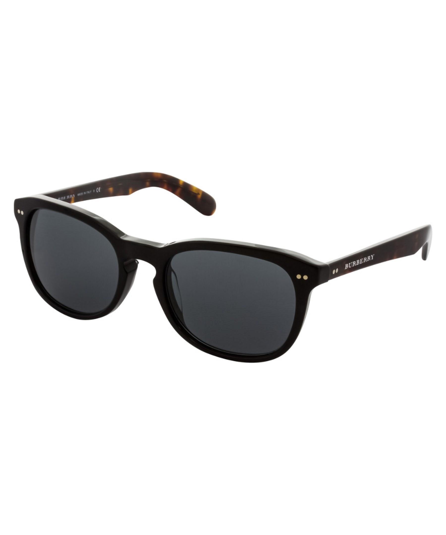 e55fa624555 Lyst - Burberry Men s Be4214f 355487 Sunglasses in Black for Men
