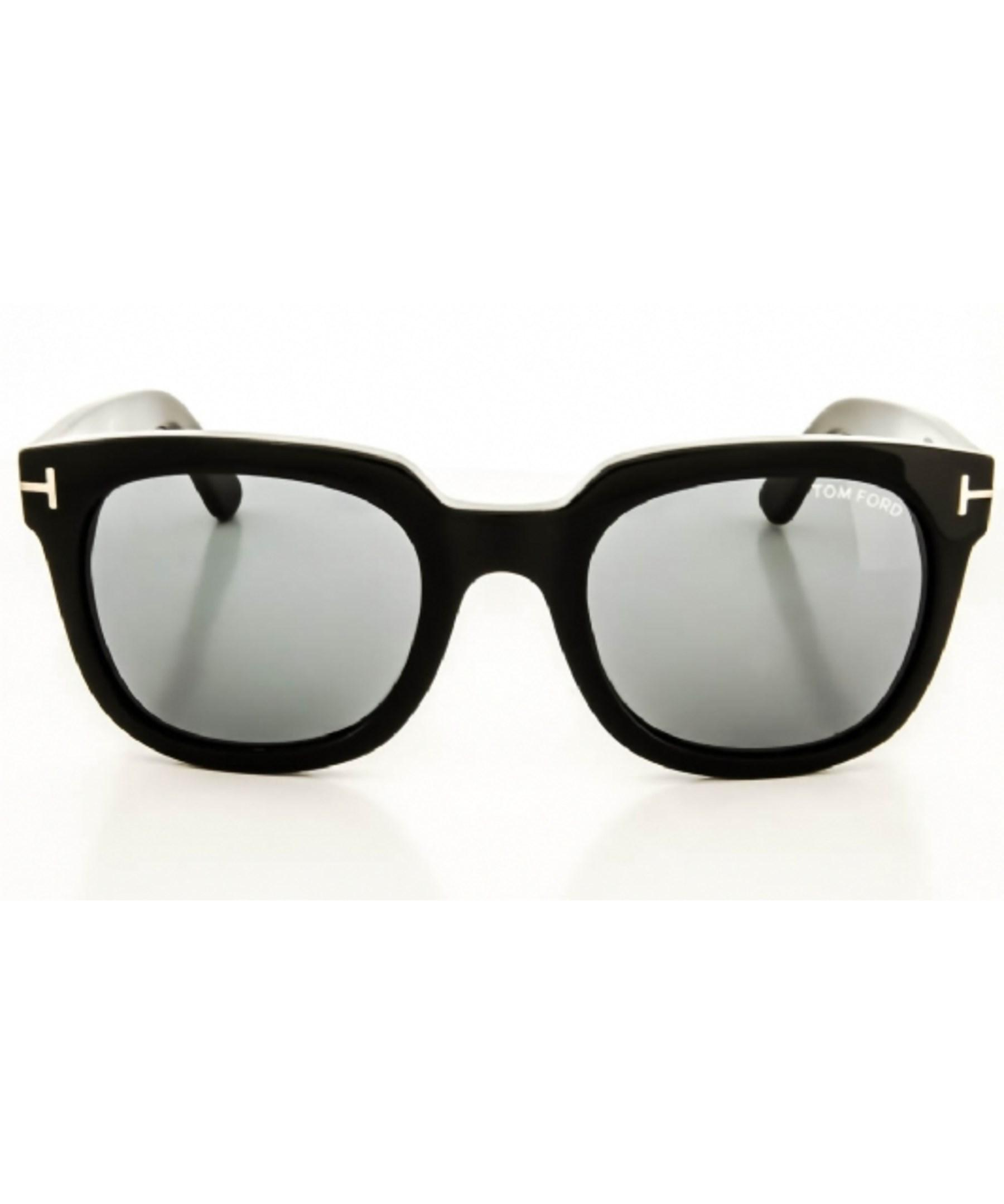094221587e171 Lyst - Tom ford Ft0198 Campbell 01a in Black for Men