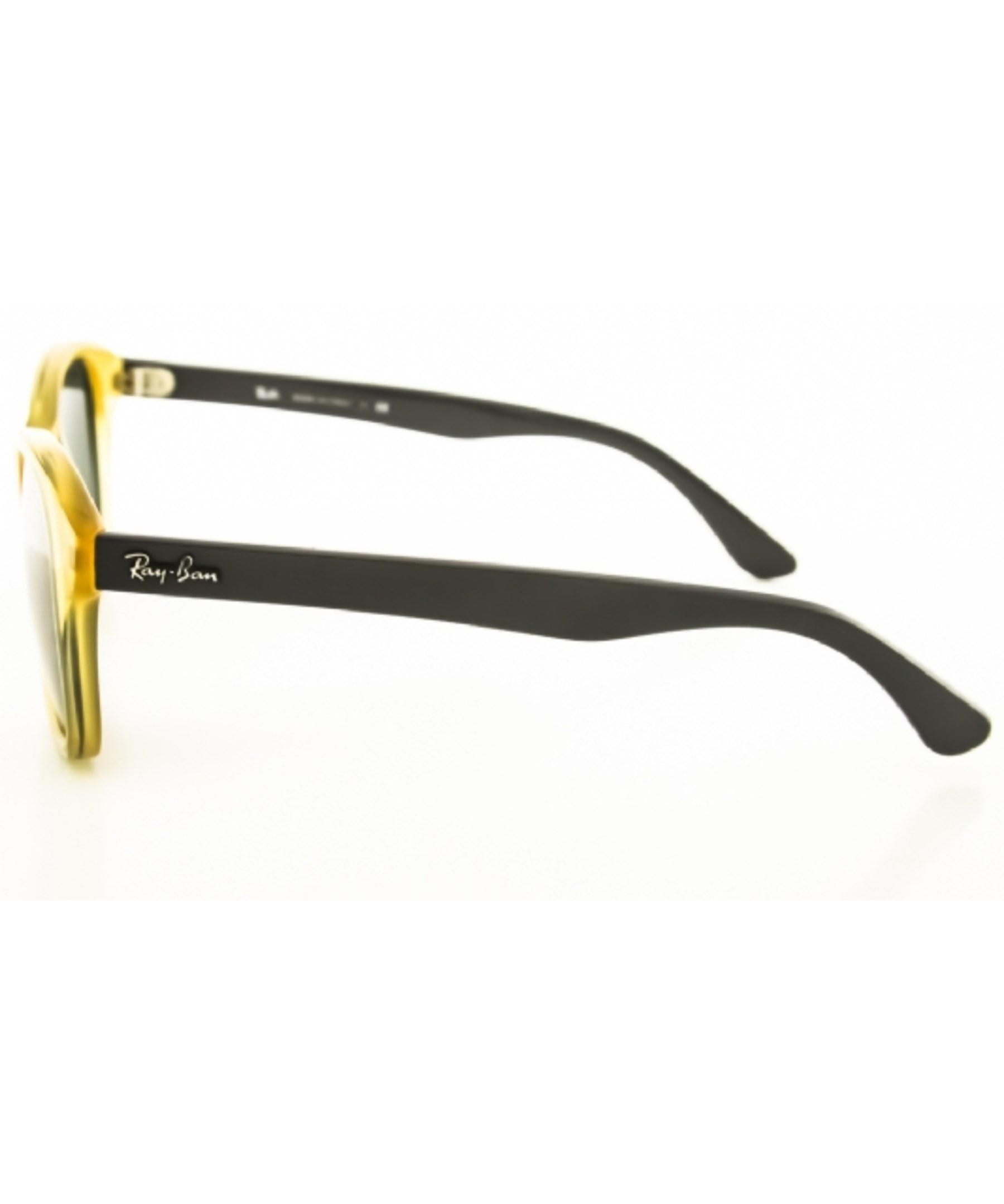 d74e374939 Lyst - Ray-Ban Ray Ban Rb4203 604340 in Yellow