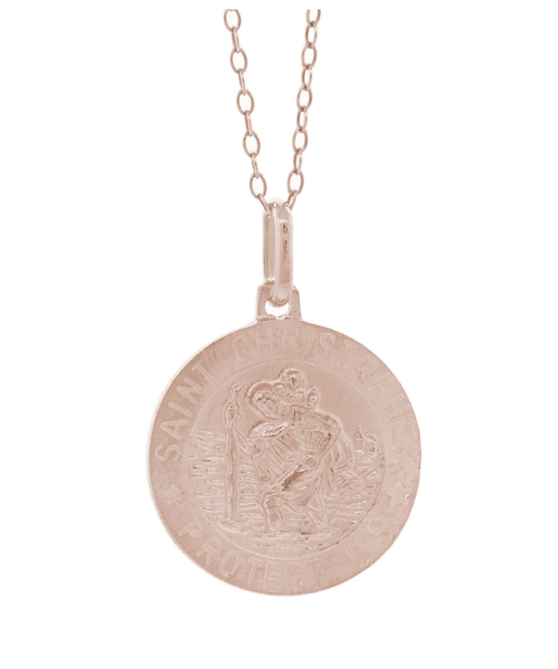 barzel 18k gold ptd sterling silver christopher