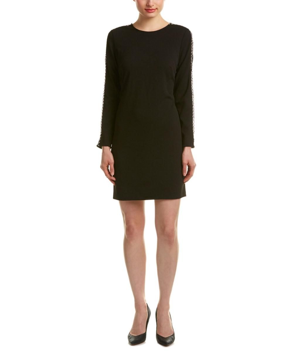 Julia jordan Shift Dress in Black