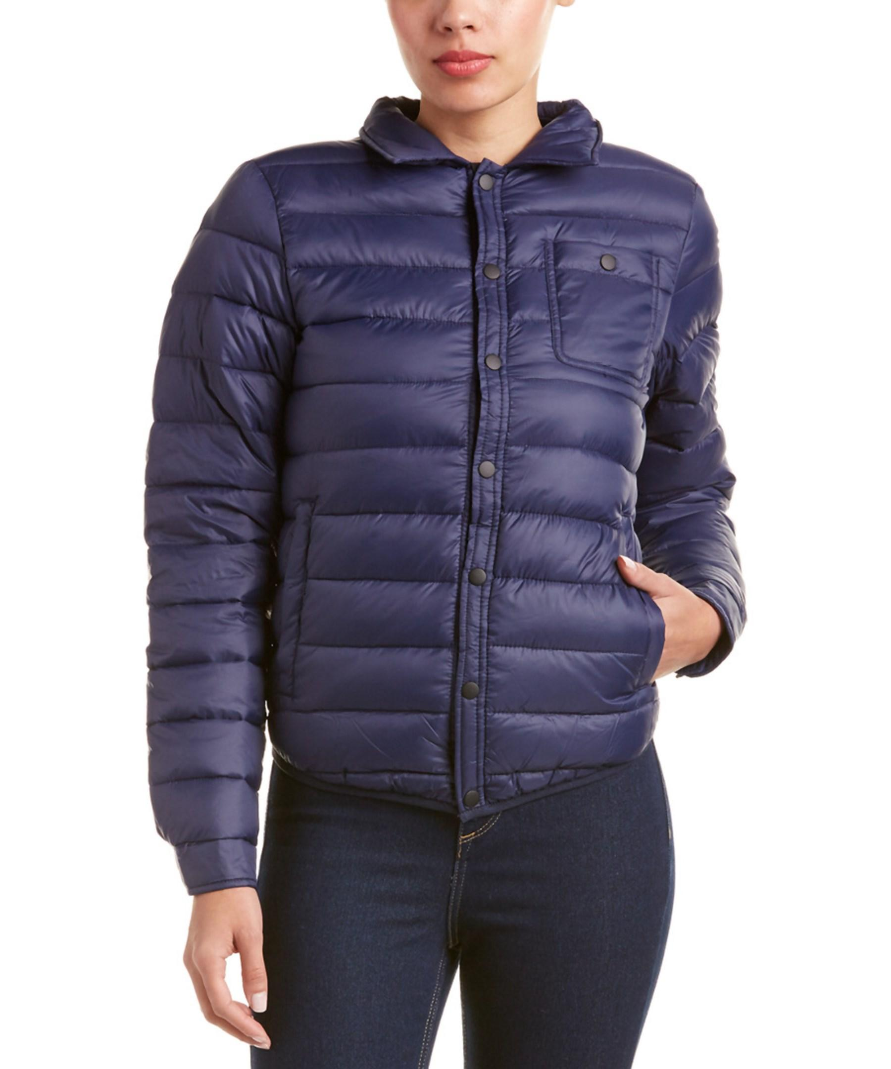 Slate And Stone Clothing : Slate stone jacket in blue lyst