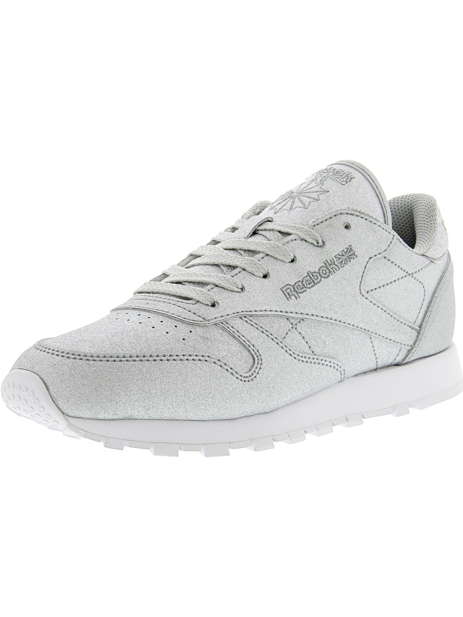 5b6c005a3f1 Lyst - Reebok Women s Cl Leather Syn Ankle-high Fashion Sneaker