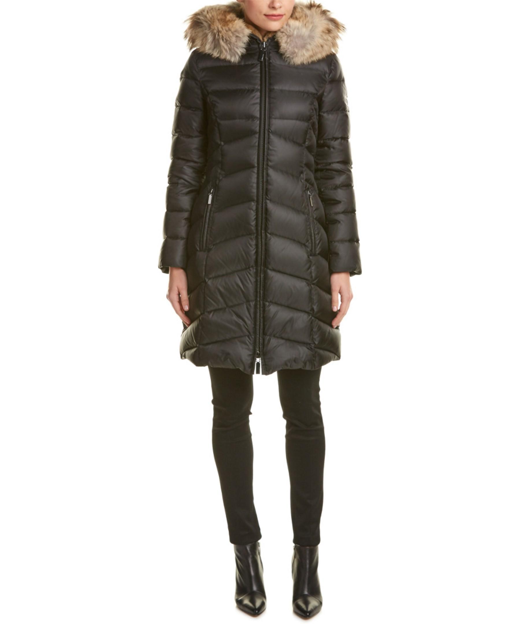 Dawn Levy Daphne Down Coat In Black Lyst