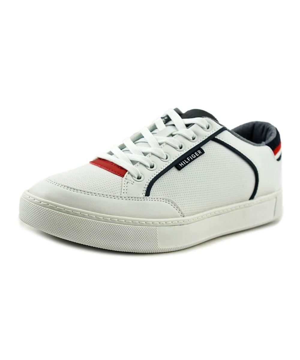 61e240a451f06 Lyst - Tommy Hilfiger Kilton Men Round Toe Synthetic Sneakers in ...