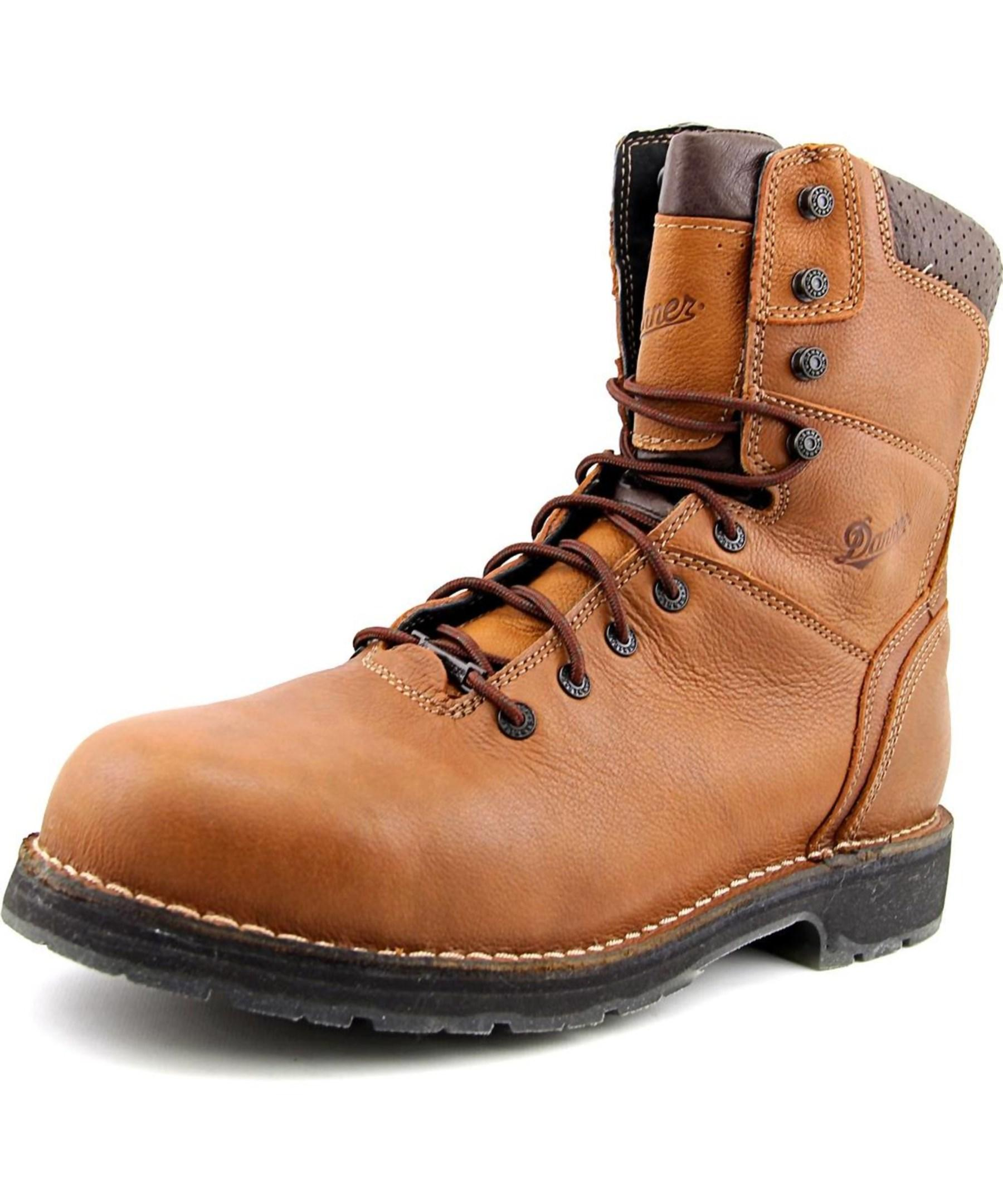 Danner Workman Gtx 8 Quot Men Steel Toe Leather Brown Work