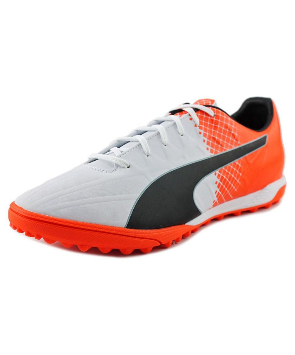 Lyst - Puma Evo Speed 4.5 Tt Round Toe Synthetic Running Shoe in Red ... e5e1ec4fe