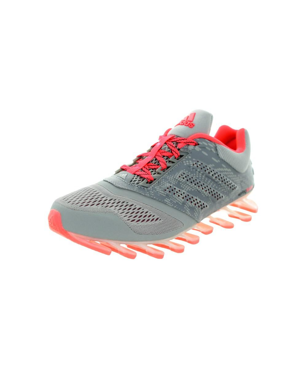release date: 61702 b589f Lyst - Adidas Originals Women s Springblade Drive 2 Running Shoe in Gray