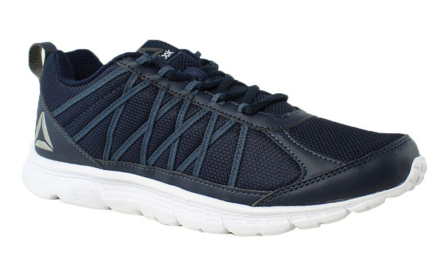 41b5dbfcb Lyst - Reebok Mens Speedlux 2.0 Navy Running Shoes in Blue for Men