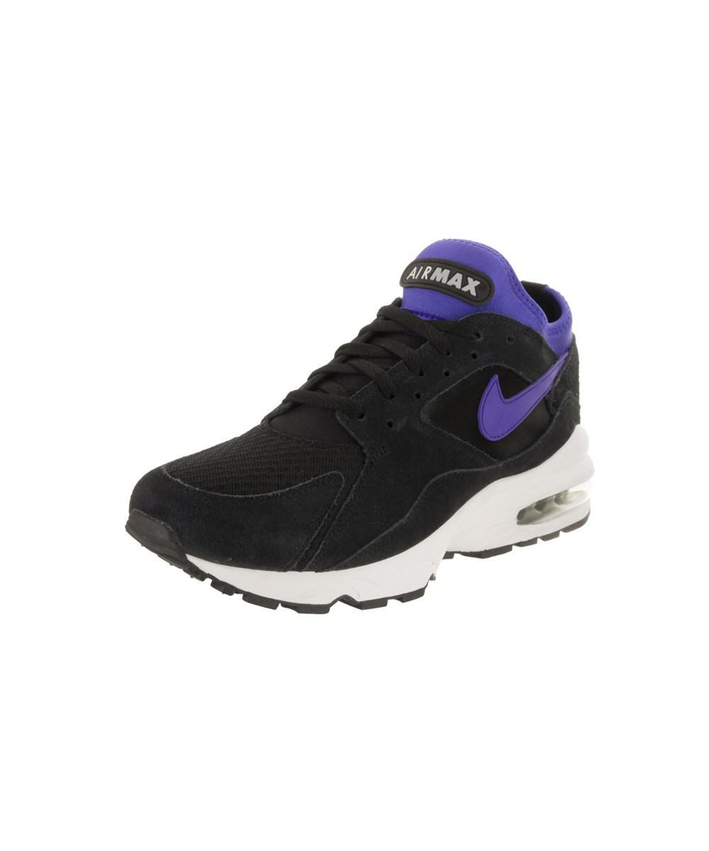 Lyst - Nike Men s Air Max 93 Running Shoe in Black for Men 446e54377