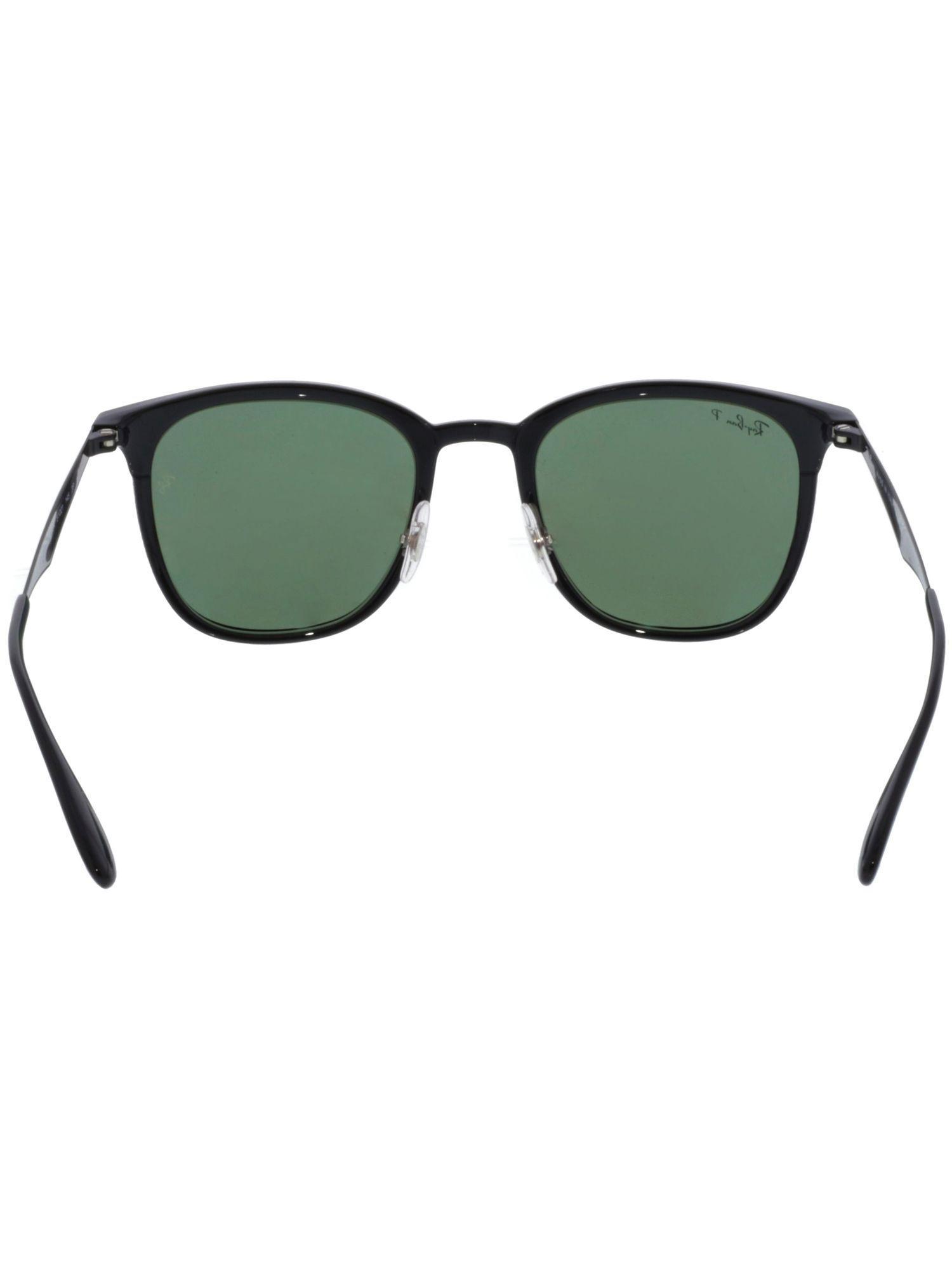 b9937d54f6b Lyst - Ray-Ban Rb4278-62829a-51 Black Square Sunglasses in Black