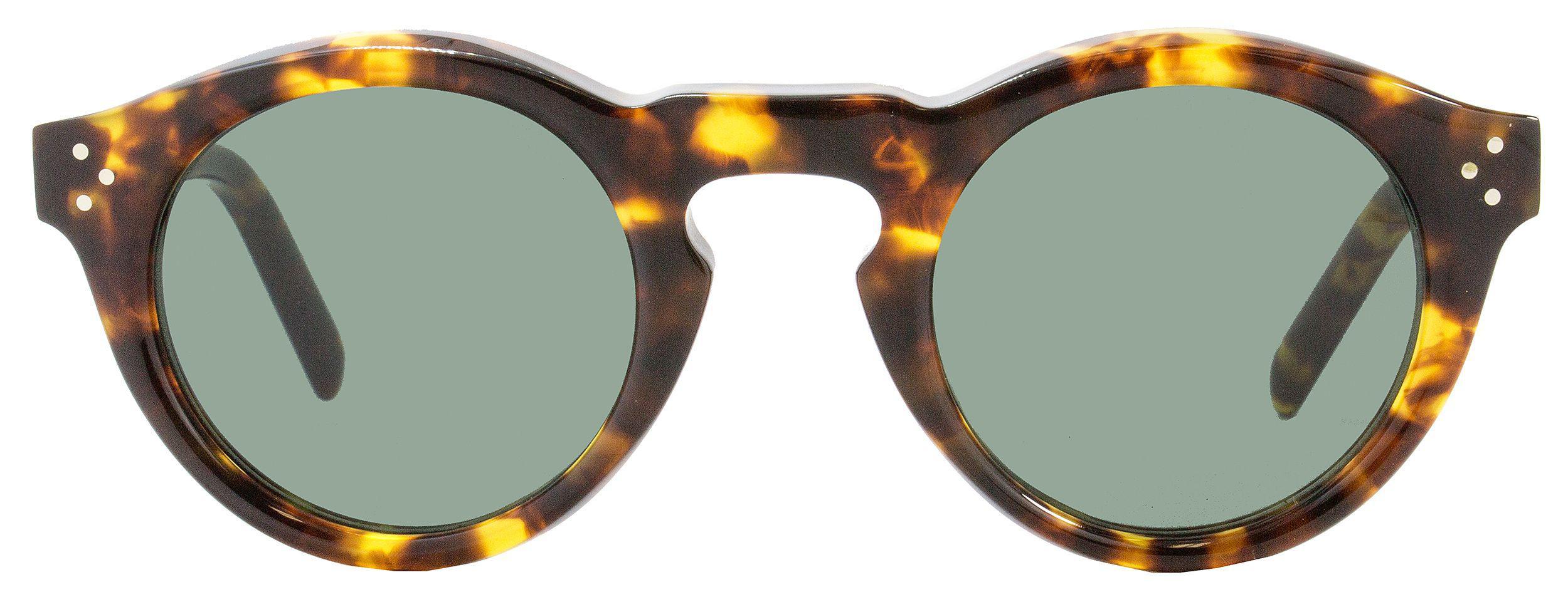 27fe6f54c99d Céline - Multicolor Oval Sunglasses Cl41370s E8885 Blonde Tortoise 41370 -  Lyst. View fullscreen