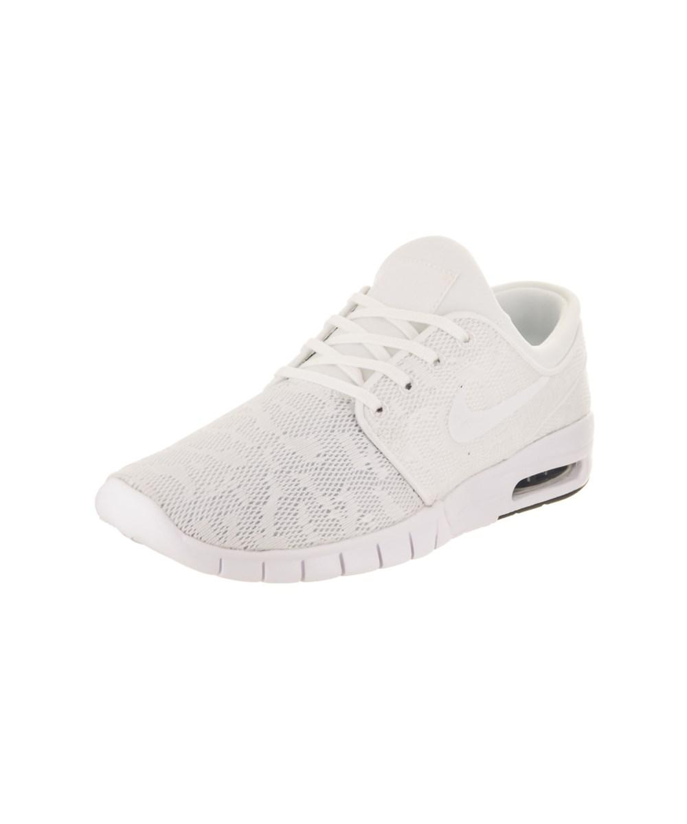 huge discount ca721 4efa8 Nike - White Men s Stefan Janoski Max Skate Shoe for Men - Lyst. View  fullscreen