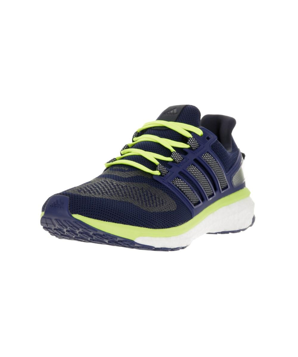 5d615f486db6f Lyst - Adidas Men s Energy Boost 3 M Running Shoe in Blue for Men