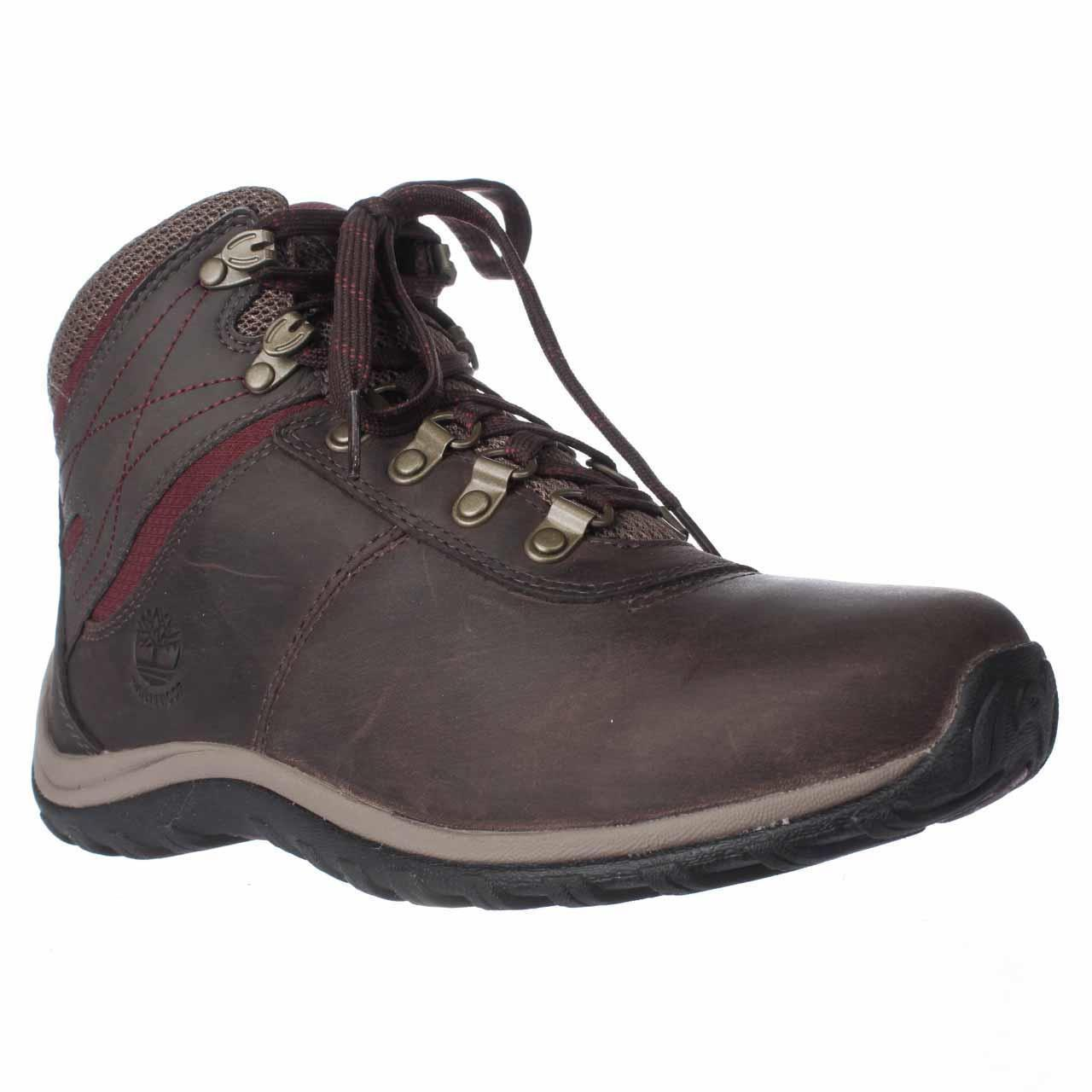 7e5e41f32ded8 Lyst - Timberland Norwood Waterproof Boots, Dark Brown in Brown