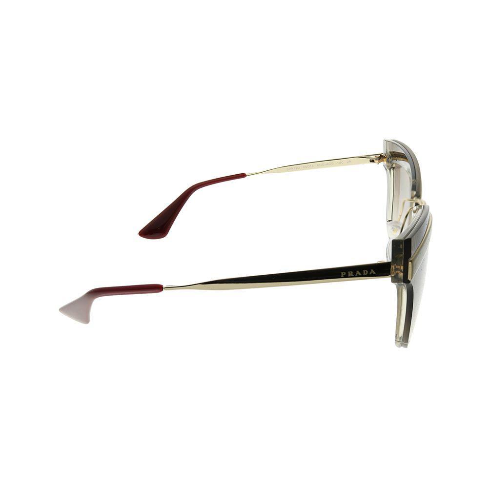 2f4bf4923d5 Prada - Natural Cinema Pr 12us Kng4o0 Beige marrone Chiaro Cat-eye  Sunglasses -. View fullscreen