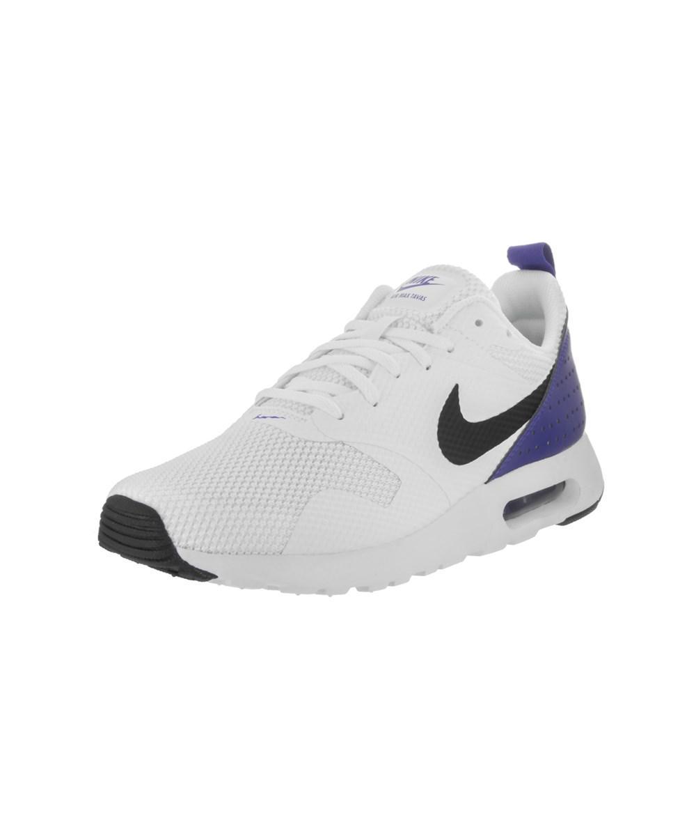 ce2c15d8ba Lyst - Nike Men's Air Max Tavas Running Shoe in White for Men