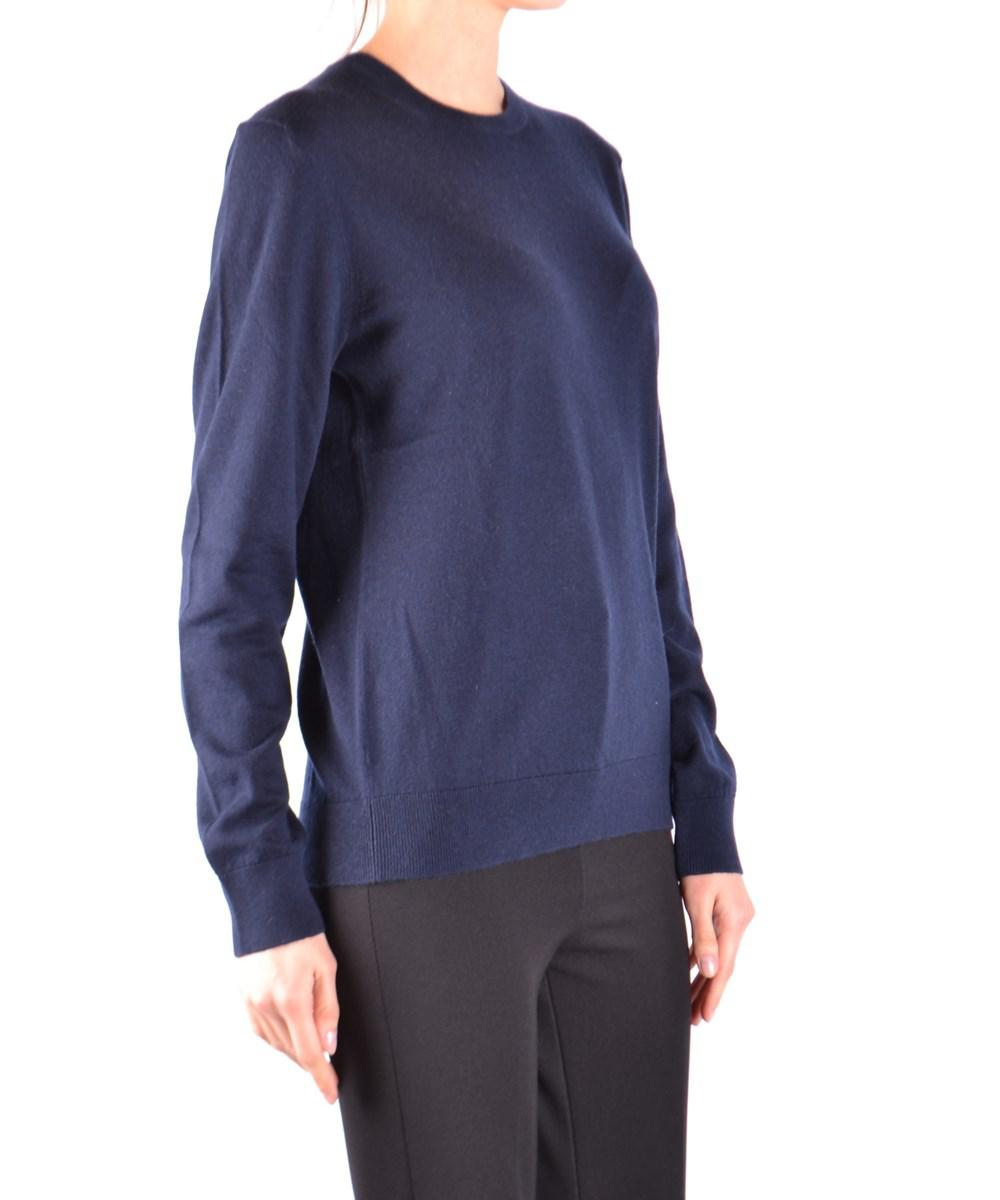 ... e7914 74a7e Lyst - Burberry Women s Blue Cashmere Sweater in Blue hot  new products ... 92bbf3e05c