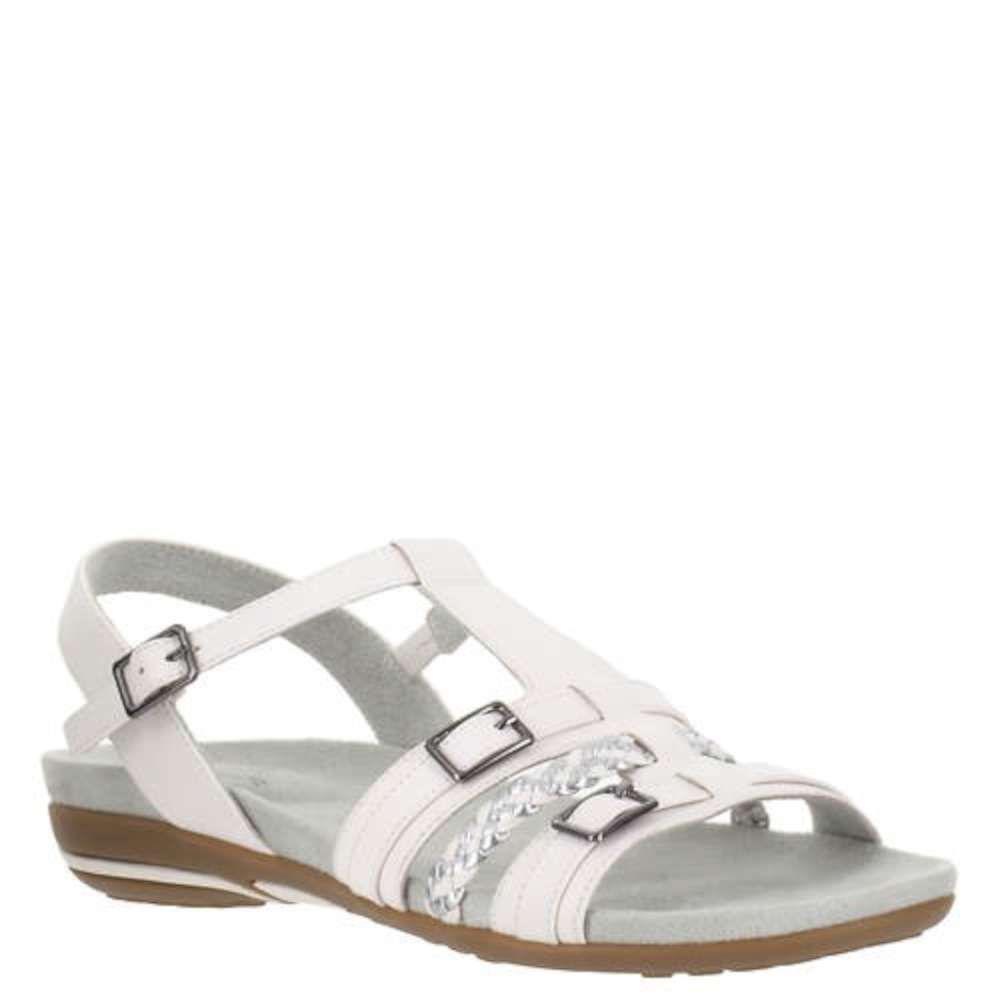 30dedd6baf7ee2 Lyst - Easy Street Womens Parker Open Toe Casual Ankle Strap Sandals ...