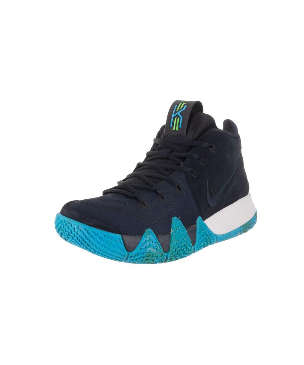 d21e3e68aee1 Lyst - Nike Men s Kyrie 4 Basketball Shoe in Black for Men