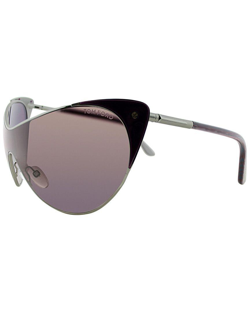 4d5339c33b3f Tom Ford - Multicolor Women s Ft 0364 80z 59mm Sunglasses - Lyst. View  fullscreen