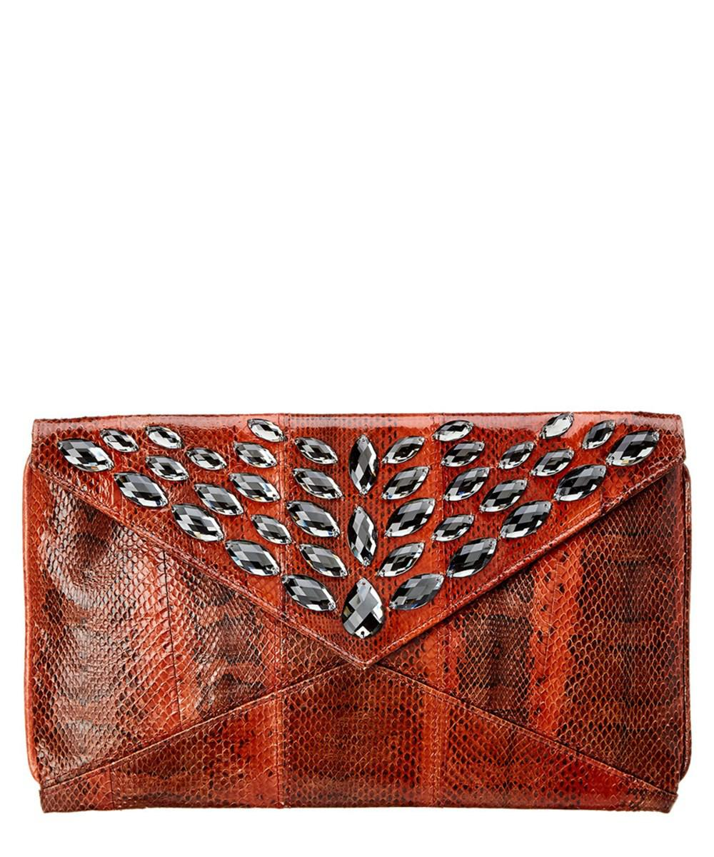 013ec83803 Lyst - Beirn V2 Envelope Clutch in Red
