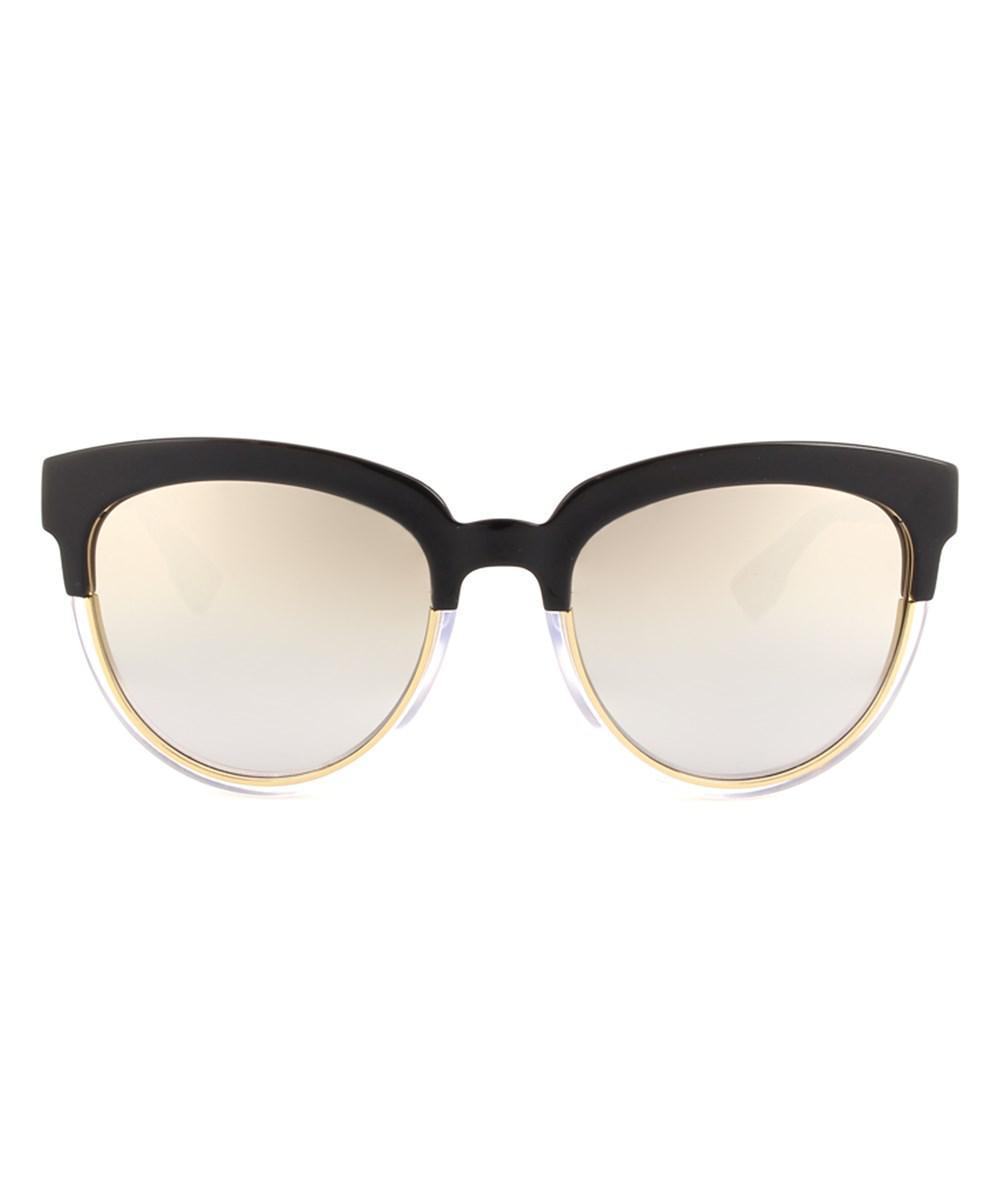 c743ee706b9 Lyst dior sight cat eye metal sunglasses in black save jpg 1000x1200 Dior  cat eye metal
