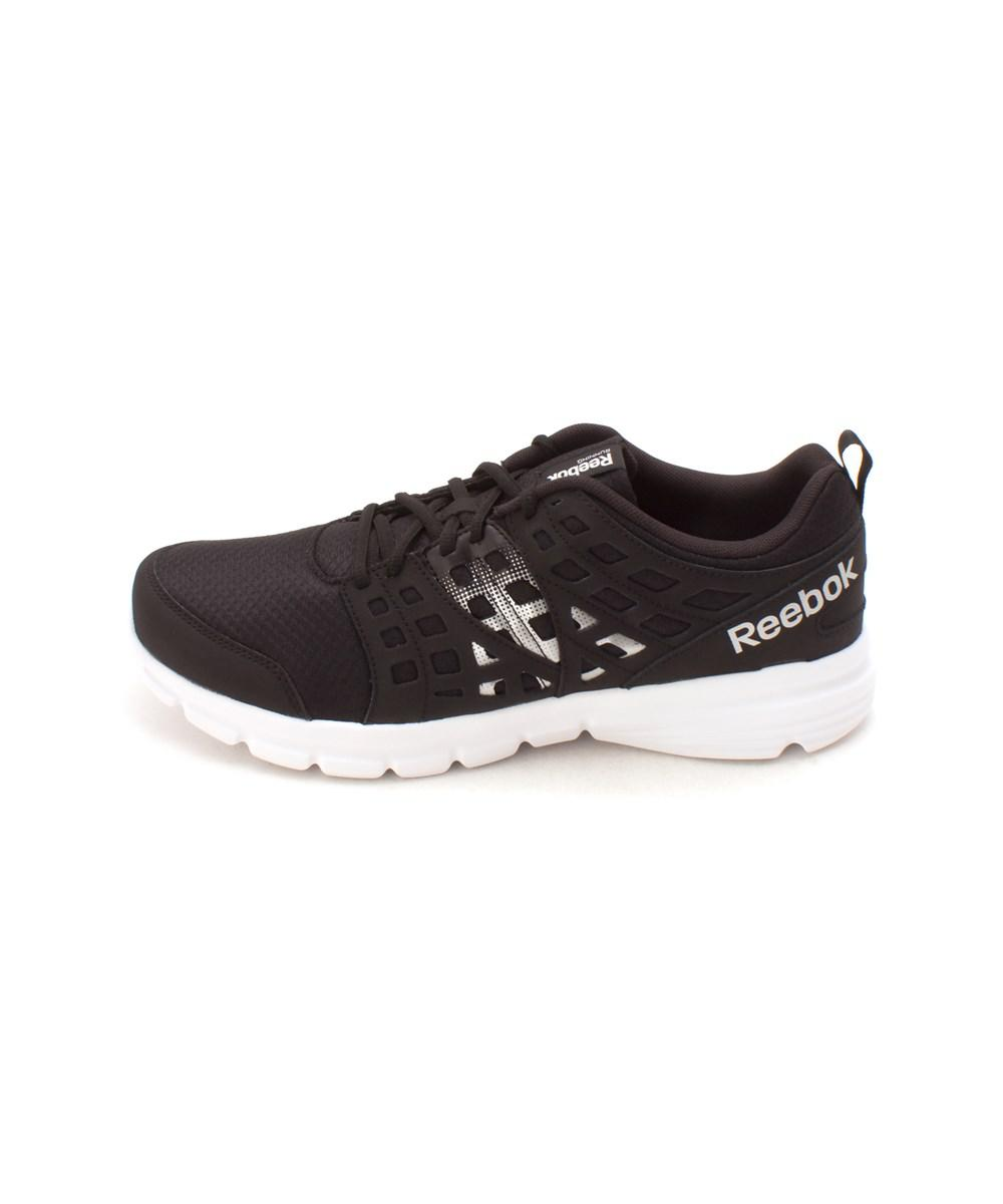 07d7f4668c4 Reebok - Black Mens Speed Rise Low Top Lace Up Trail Running Shoes for Men  -. View fullscreen