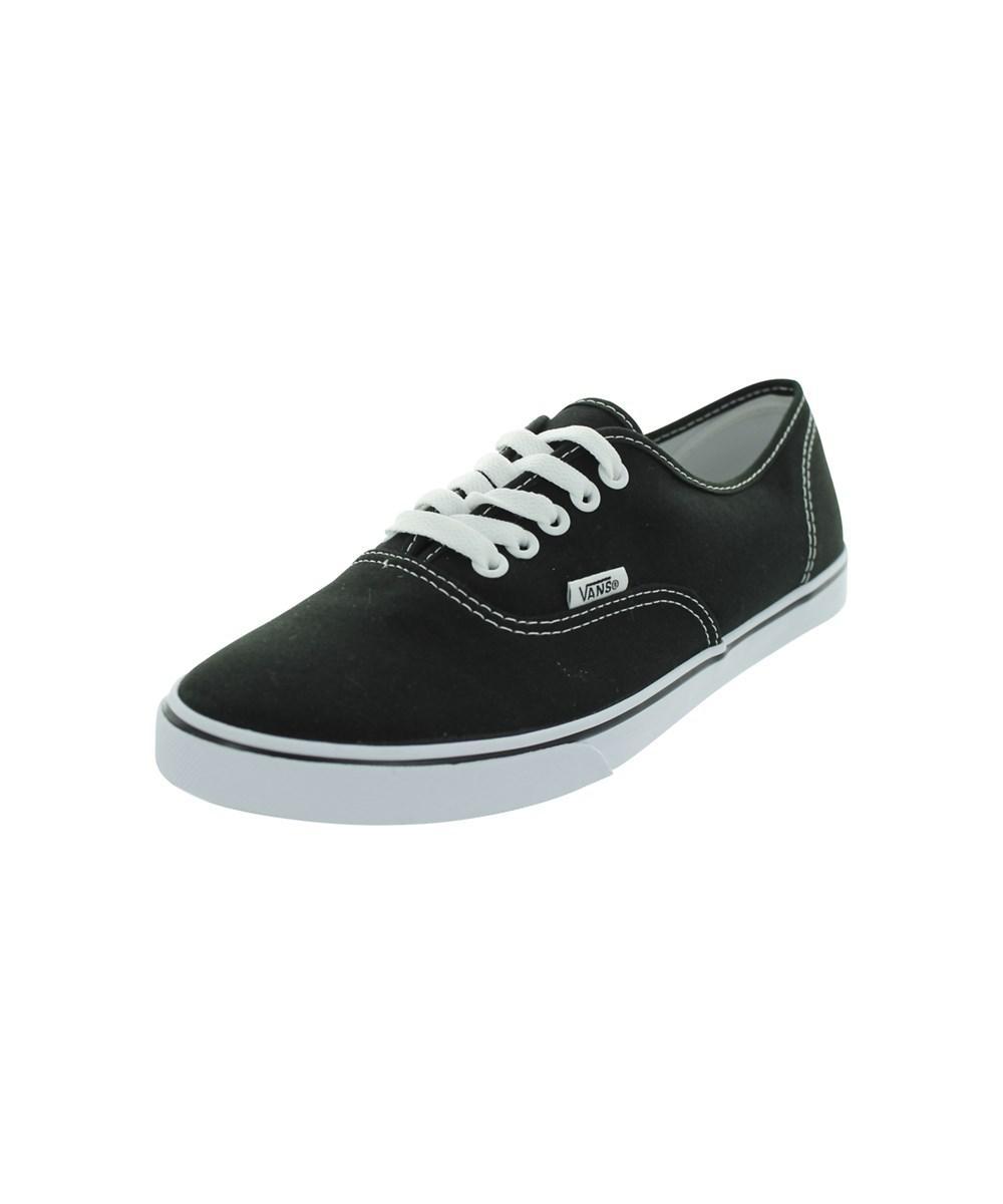 c1838dbc6d Lyst - Vans Authentic Lo Pro Skate Shoes in Black for Men