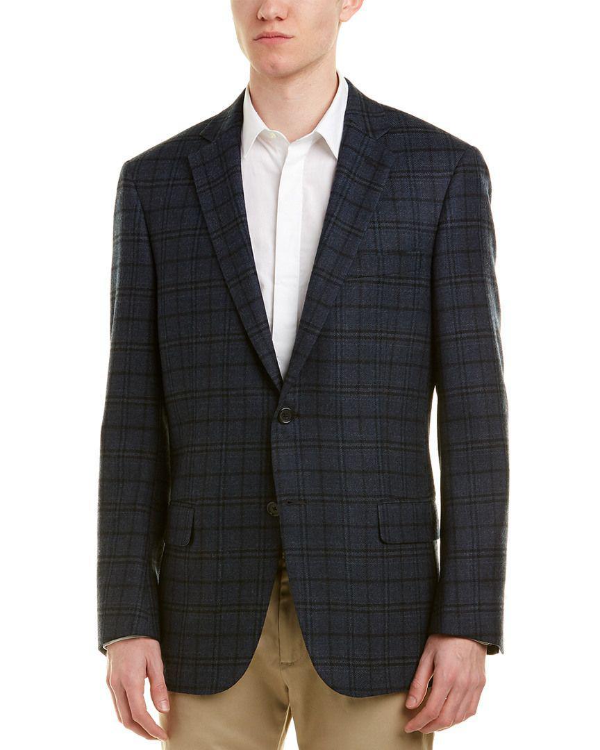 327088088a2 Lyst - Hart Schaffner Marx New York Modern Fit Wool Sport Coat for Men