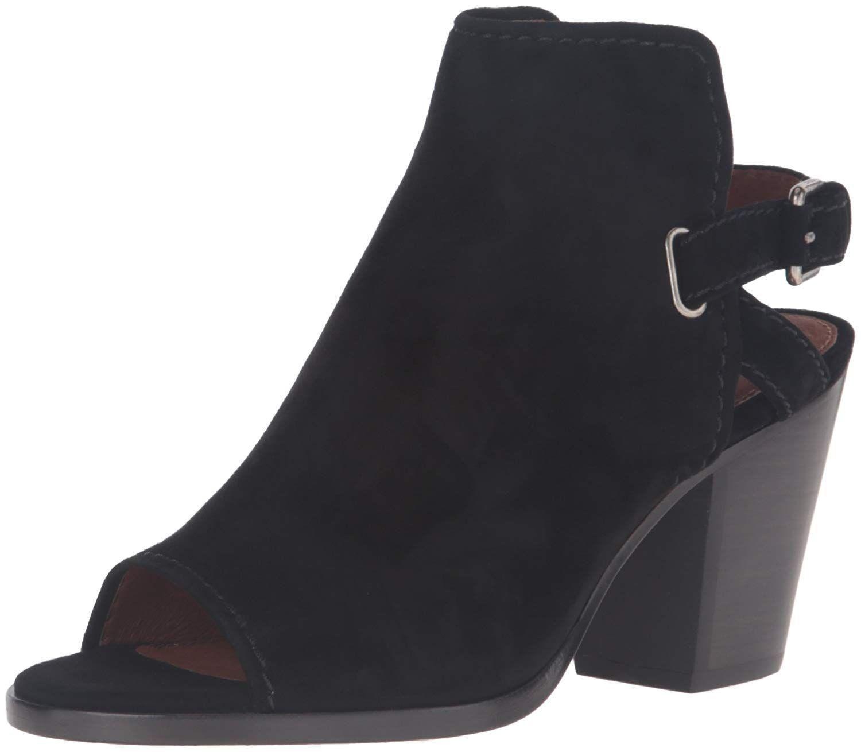 5ac2e7a4d6a Lyst - Frye Women s Dani Shield Sling Platform Sandal in Black
