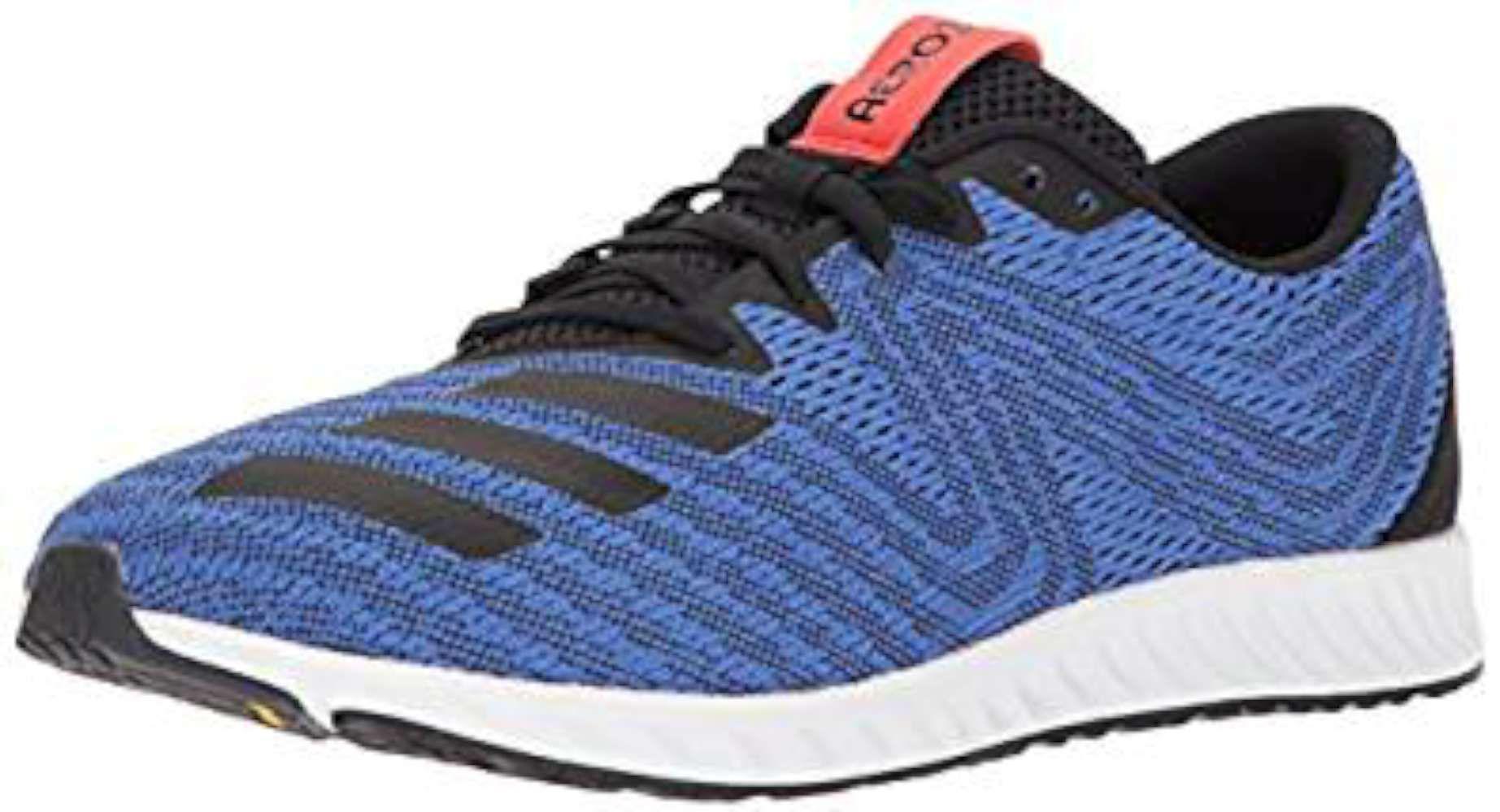 adidas. Black Mens Aerobounce Pr M Low Top Lace Up Trail Running Shoes 7c34636a0