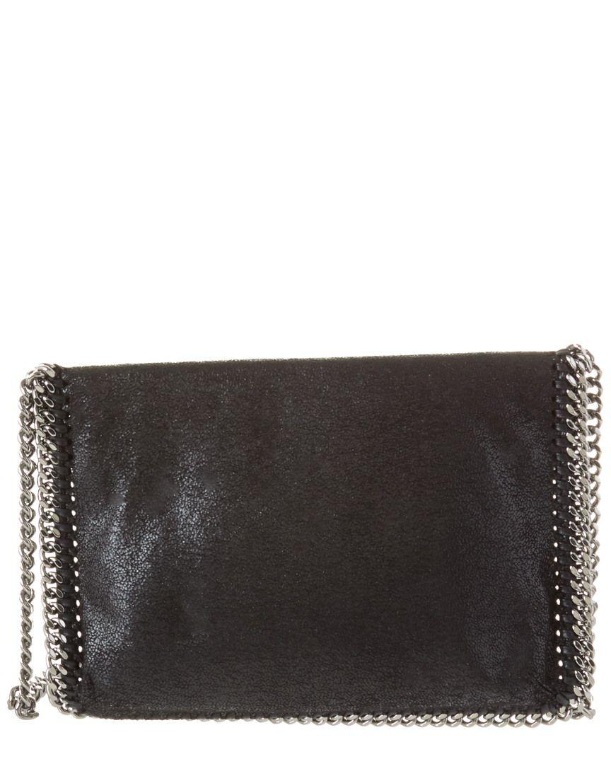 5f57369db057 Stella McCartney. Women s Mini Falabella Shaggy Deer Crossbody