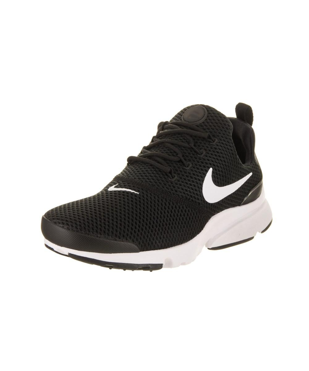 06aafed1ff526 Lyst - Nike Women s Presto Fly Running Shoe in Black