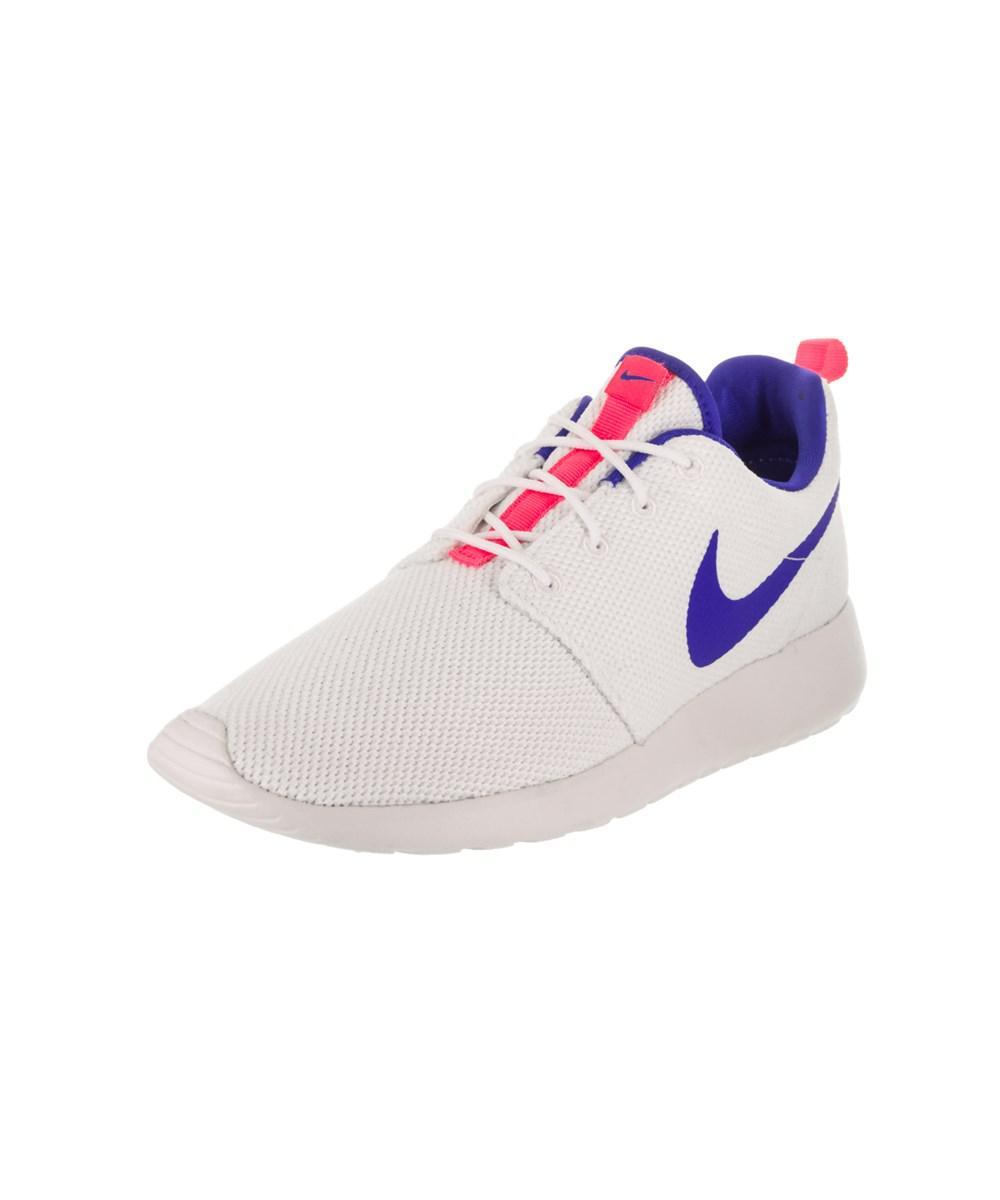b41de9772d612 Lyst - Nike Men s Roshe One Running Shoe in White for Men