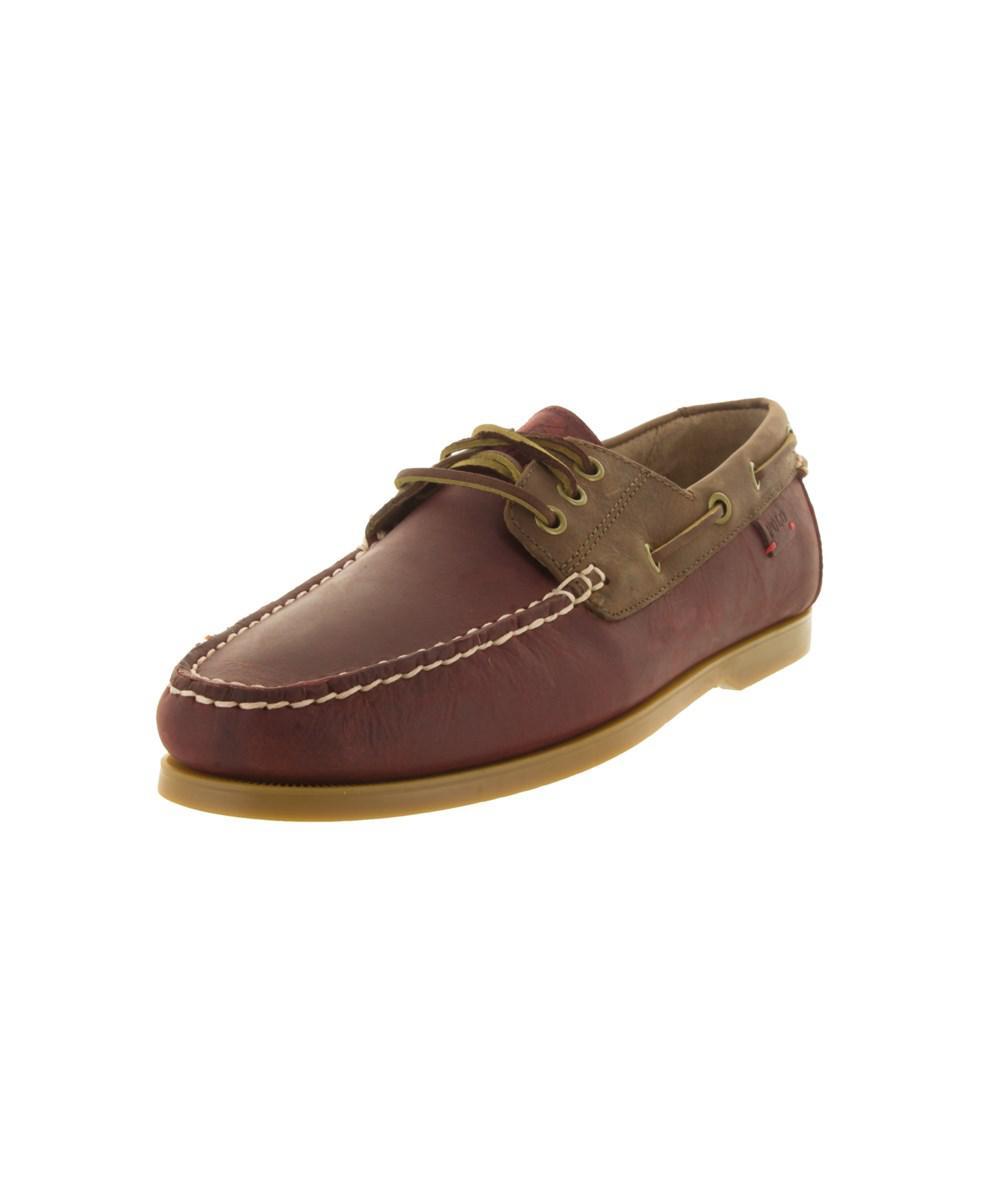 ec6ce223fbc Lyst - Polo Ralph Lauren Men s Bienne Ii Casual Shoe in Brown for Men