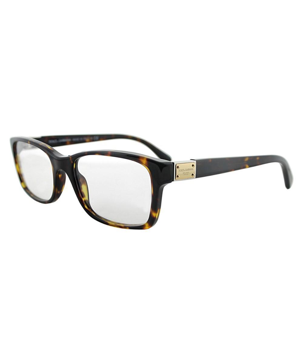 Lyst - Dolce & Gabbana Women\'s Dg_3170_502 53mm Optical Frames ...