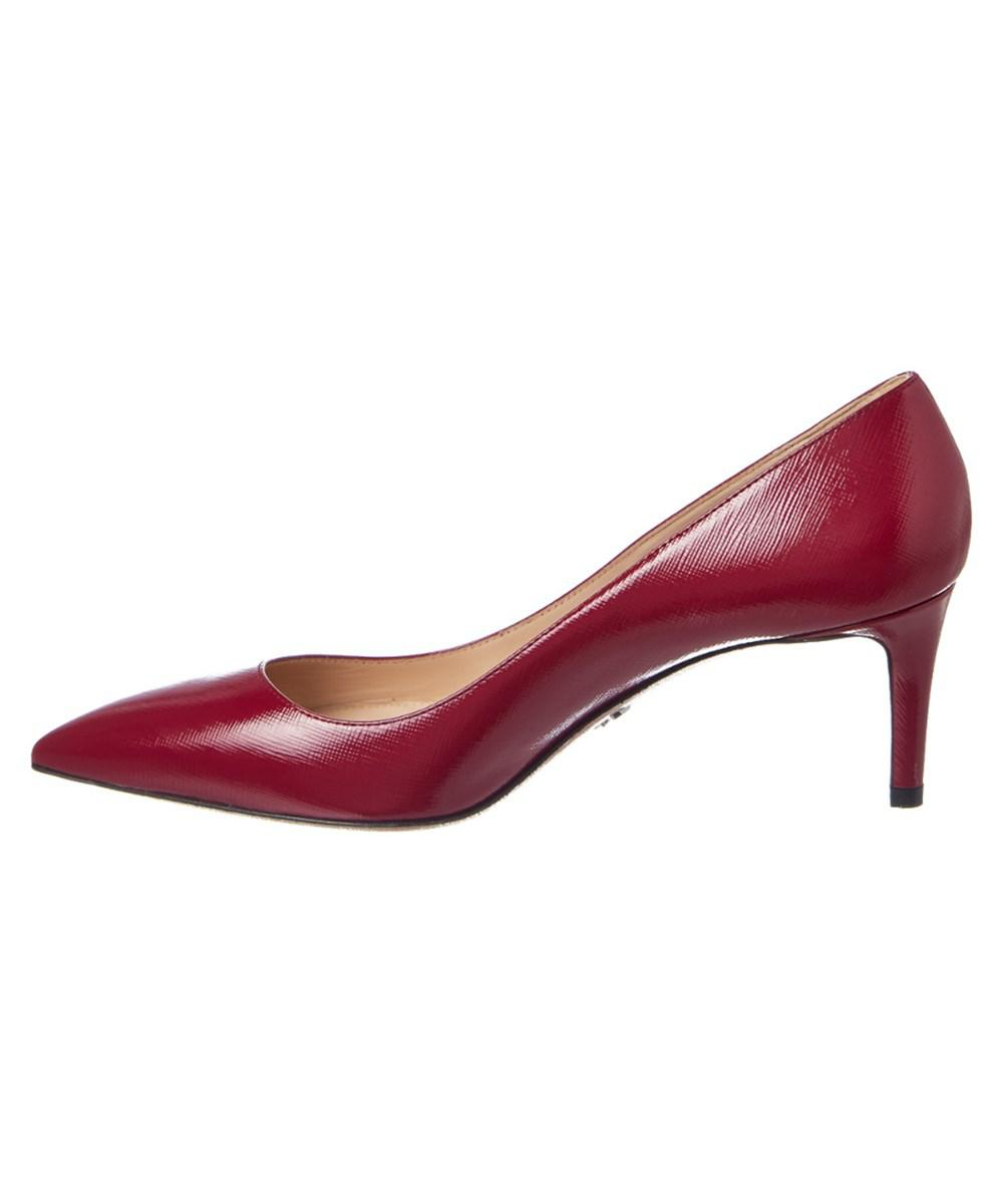 Prada 65 Patent Pointy-Toe Pump 2014 newest 5i31XnsDl