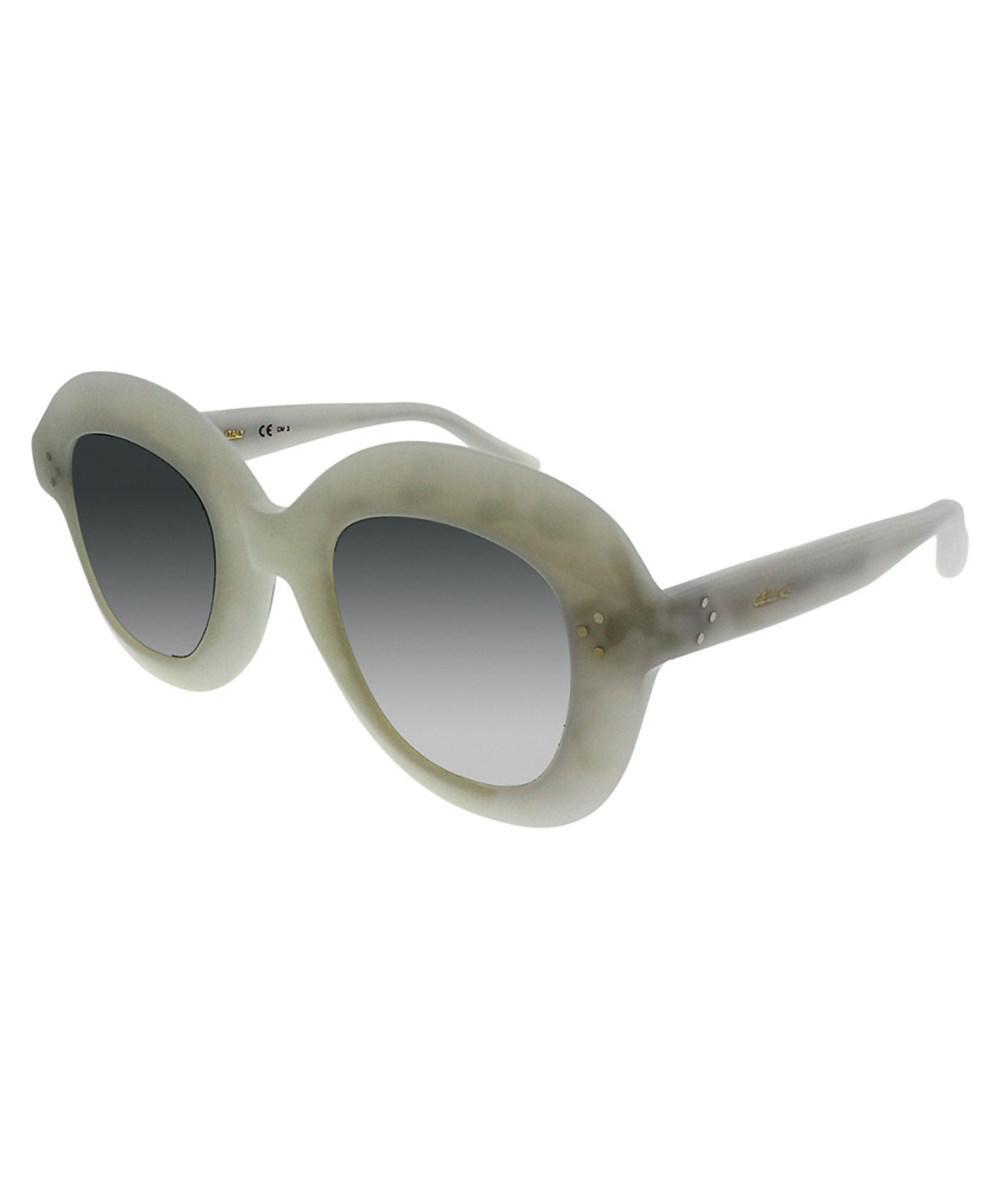 4b44bc8ed881 Lyst - Céline Women s Cl41445 46mm Sunglasses