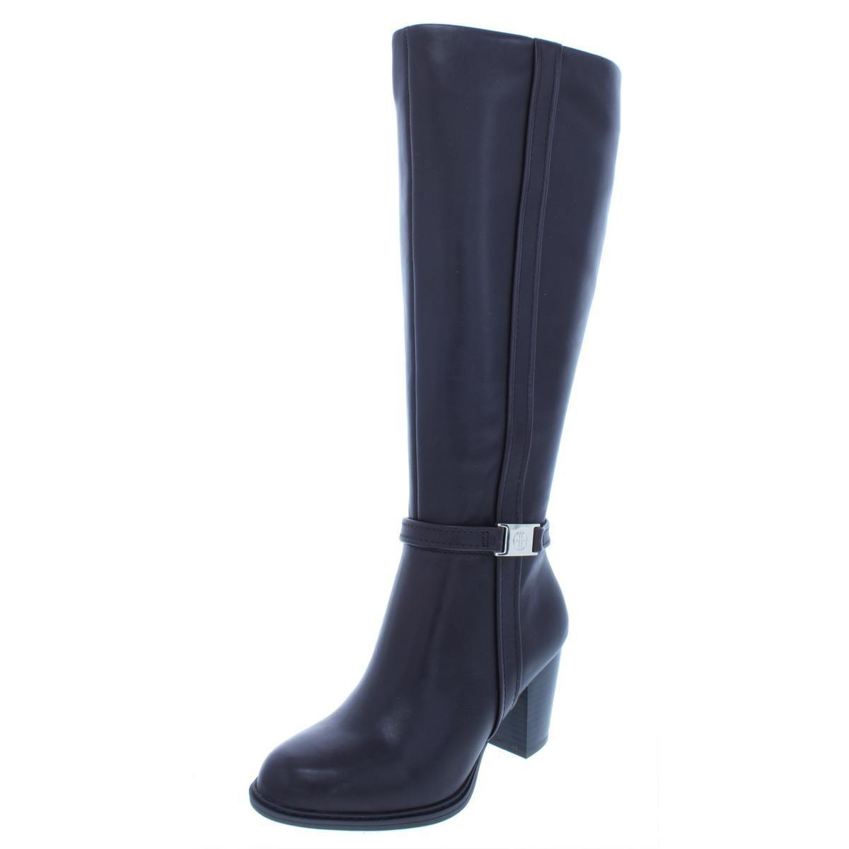 6eaa5bfa85bd Lyst - Giani Bernini Womens Raiven 2 Leather Wide Calf Over-the-knee ...