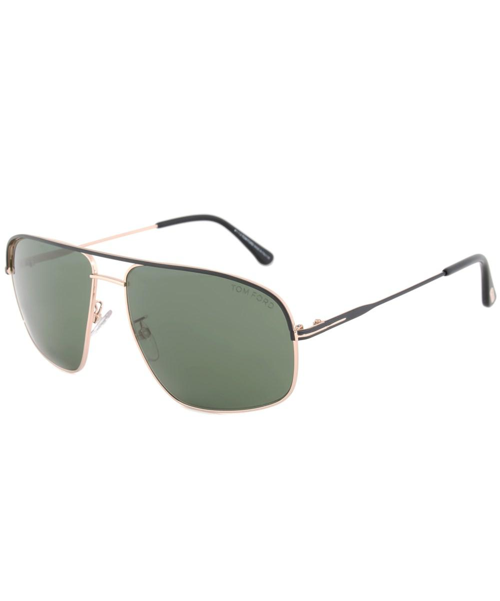 71e75e0600bce Lyst - Tom Ford Justin Sunglasses Ft0467 02n